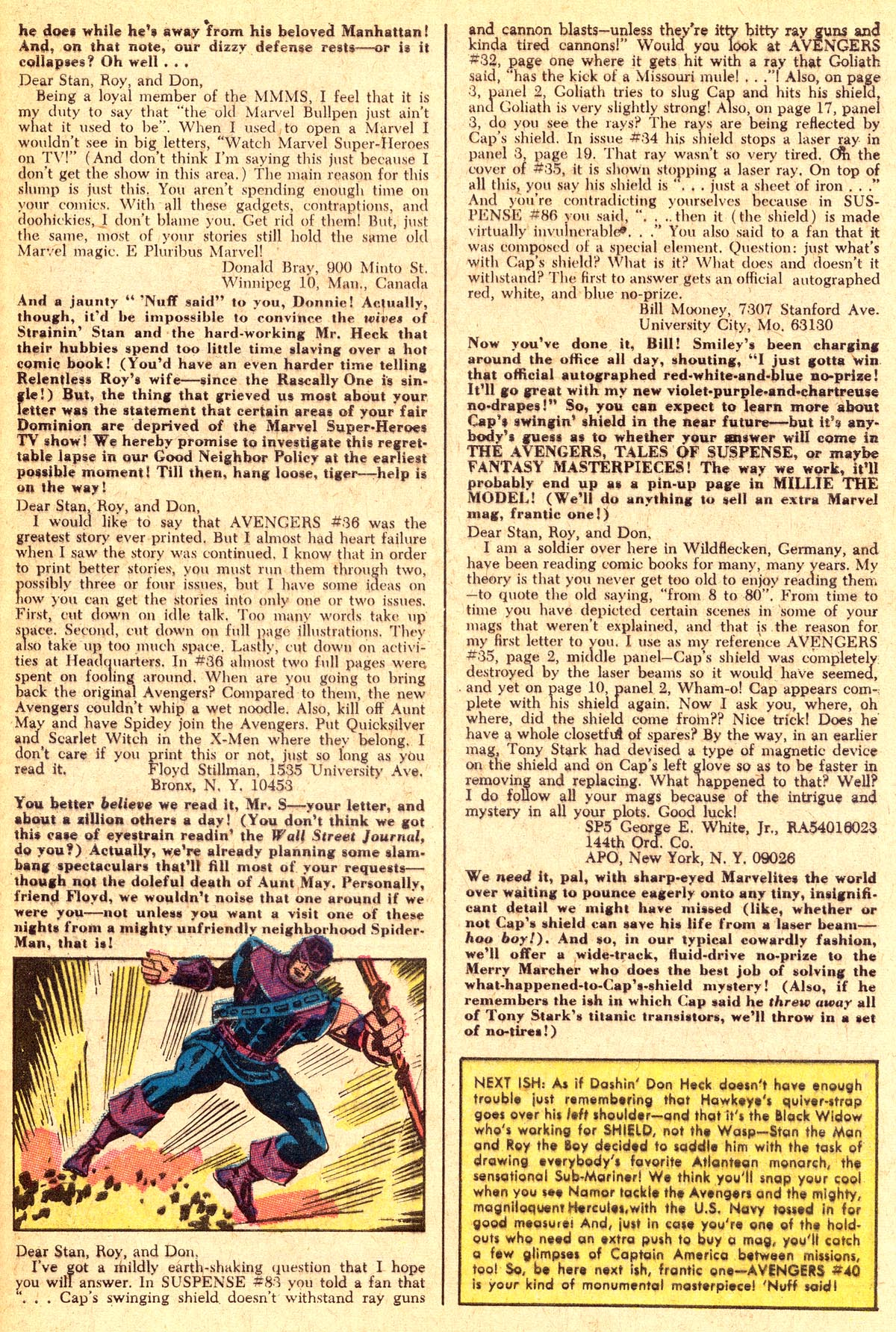 The Avengers (1963) 39 Page 32