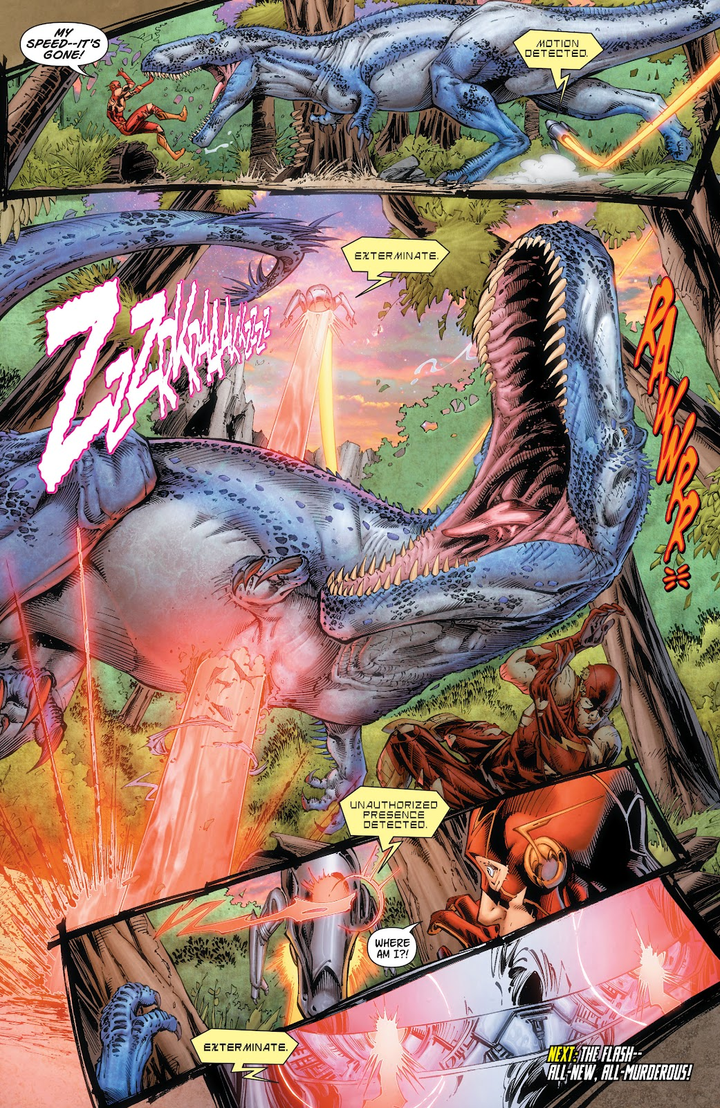 Read online The Flash (2011) comic -  Issue # _TPB 6 (Part 2) - 78