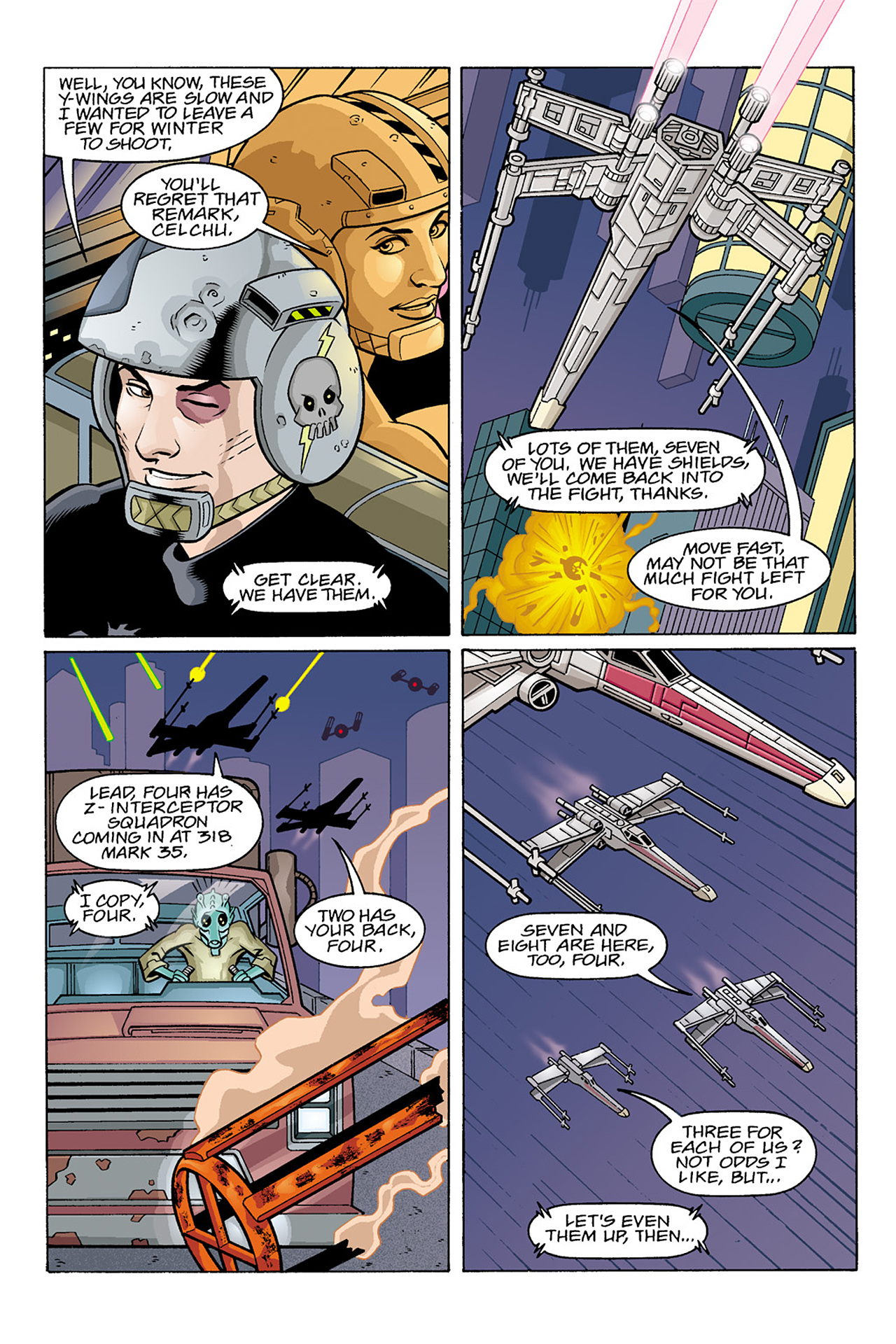 Read online Star Wars Omnibus comic -  Issue # Vol. 3 - 247