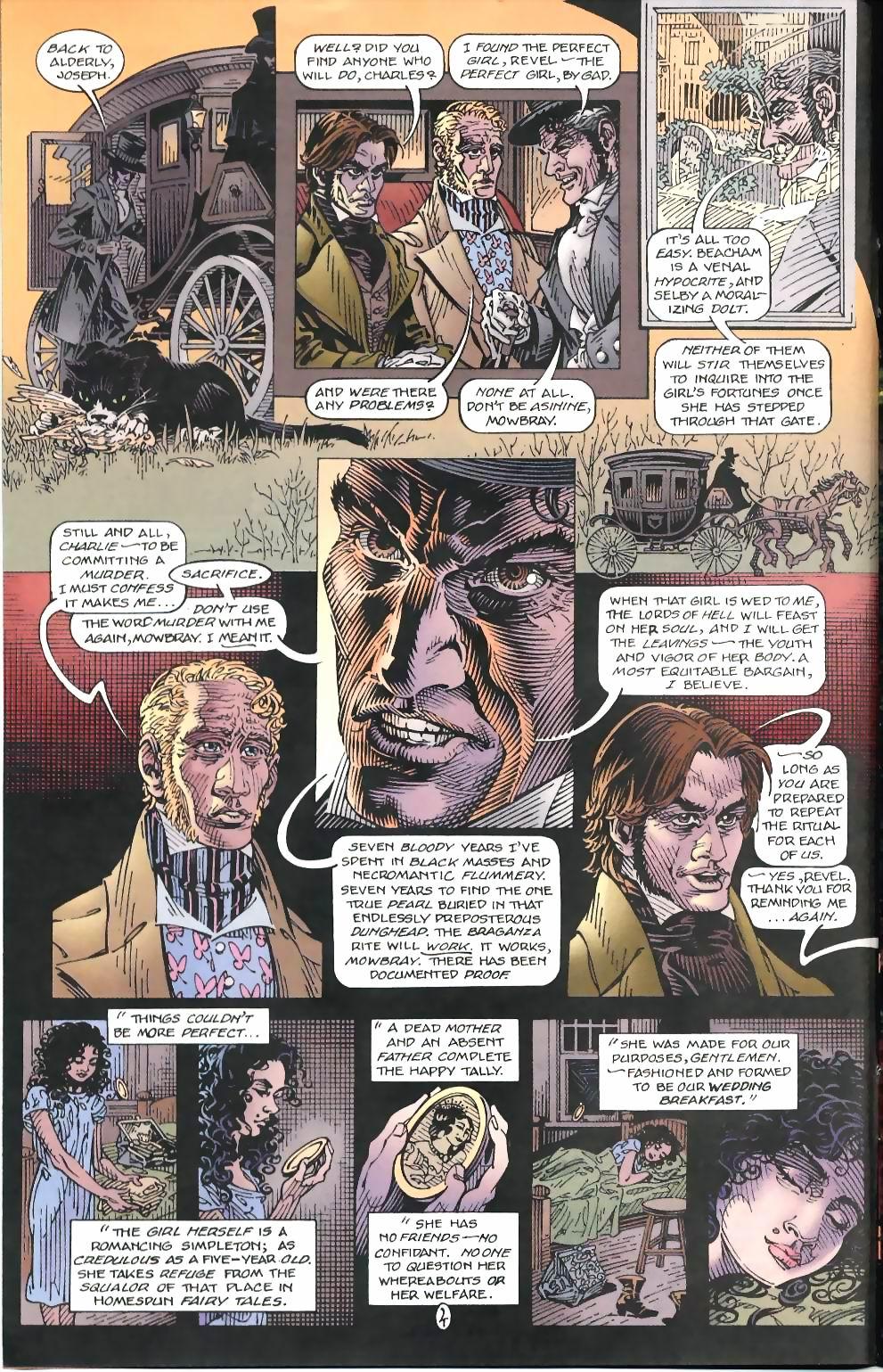 Read online Flinch comic -  Issue #16 - 5