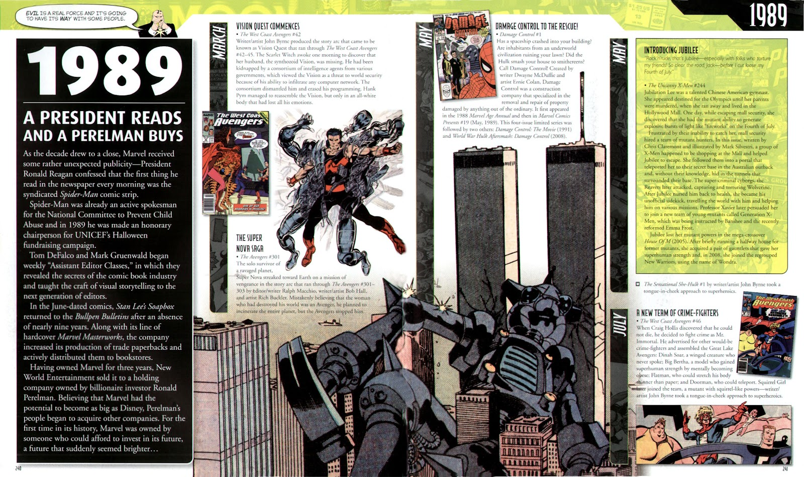 Read online Marvel Chronicle comic -  Issue # TPB (Part 3) - 33