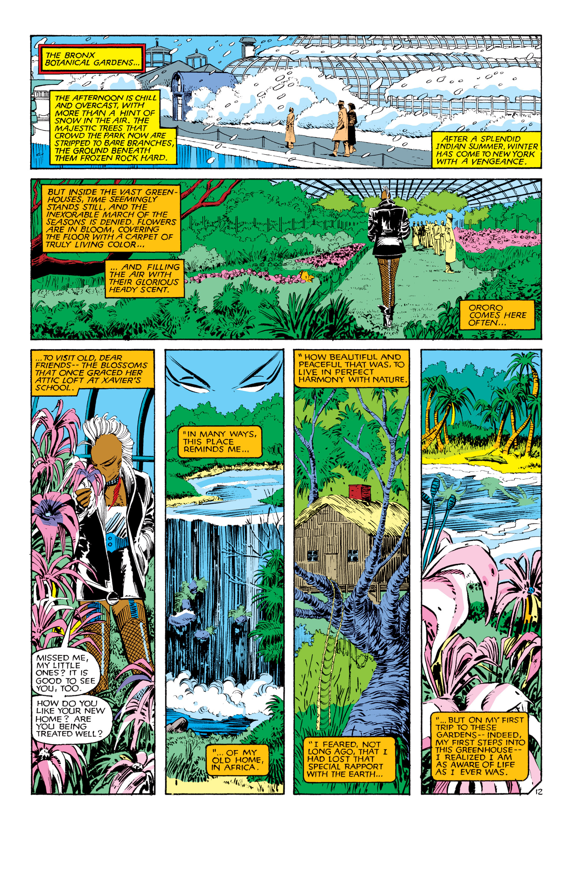 Read online Uncanny X-Men (1963) comic -  Issue #180 - 13