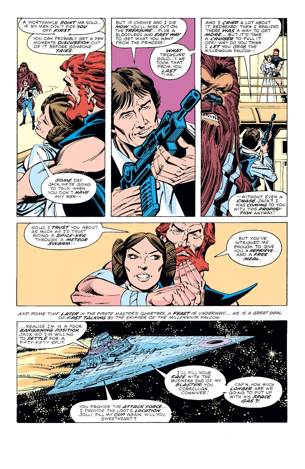 Read online Star Wars Legends: The Original Marvel Years - Epic Collection comic -  Issue # TPB 1 (Part 2) - 97