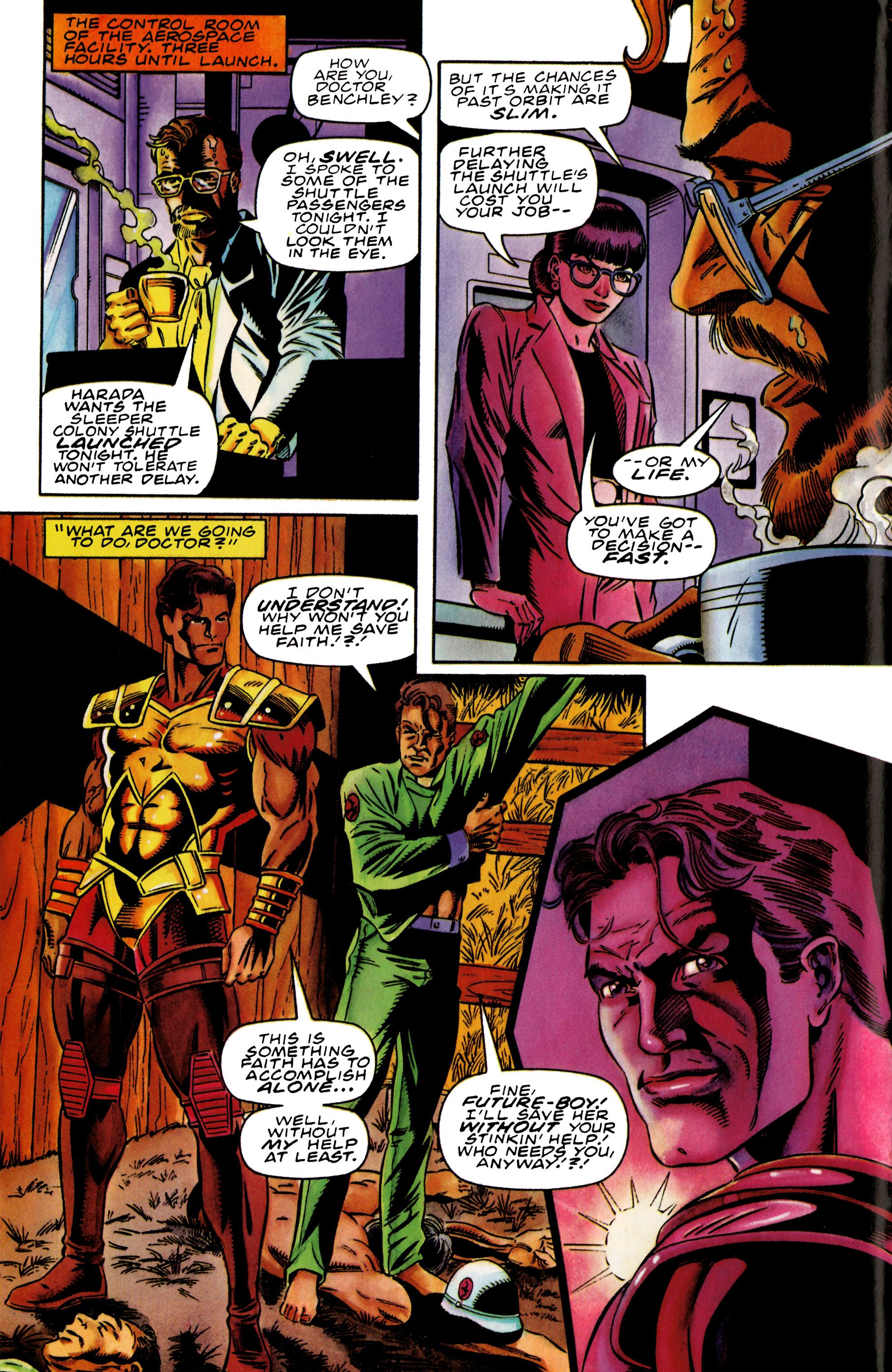 Read online Harbinger (1992) comic -  Issue #37 - 11
