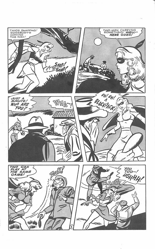 Read online Golden-Age Men of Mystery comic -  Issue #5 - 14