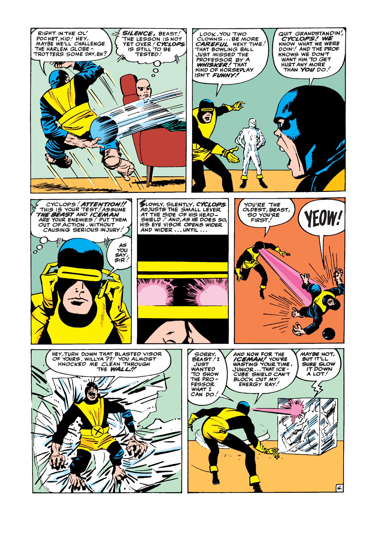 Uncanny X-Men (1963) -1 Page 6