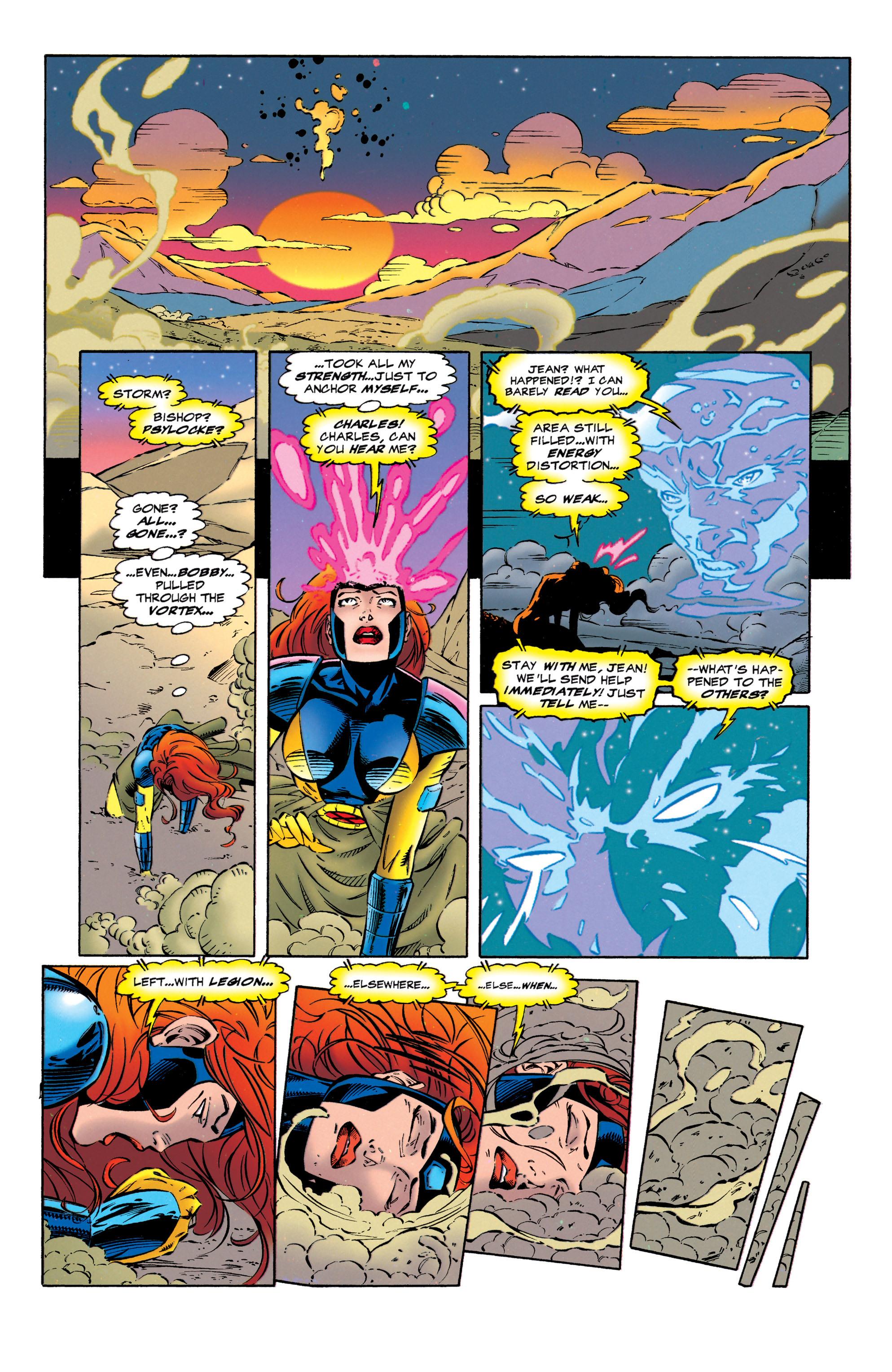 Read online Uncanny X-Men (1963) comic -  Issue #320 - 19