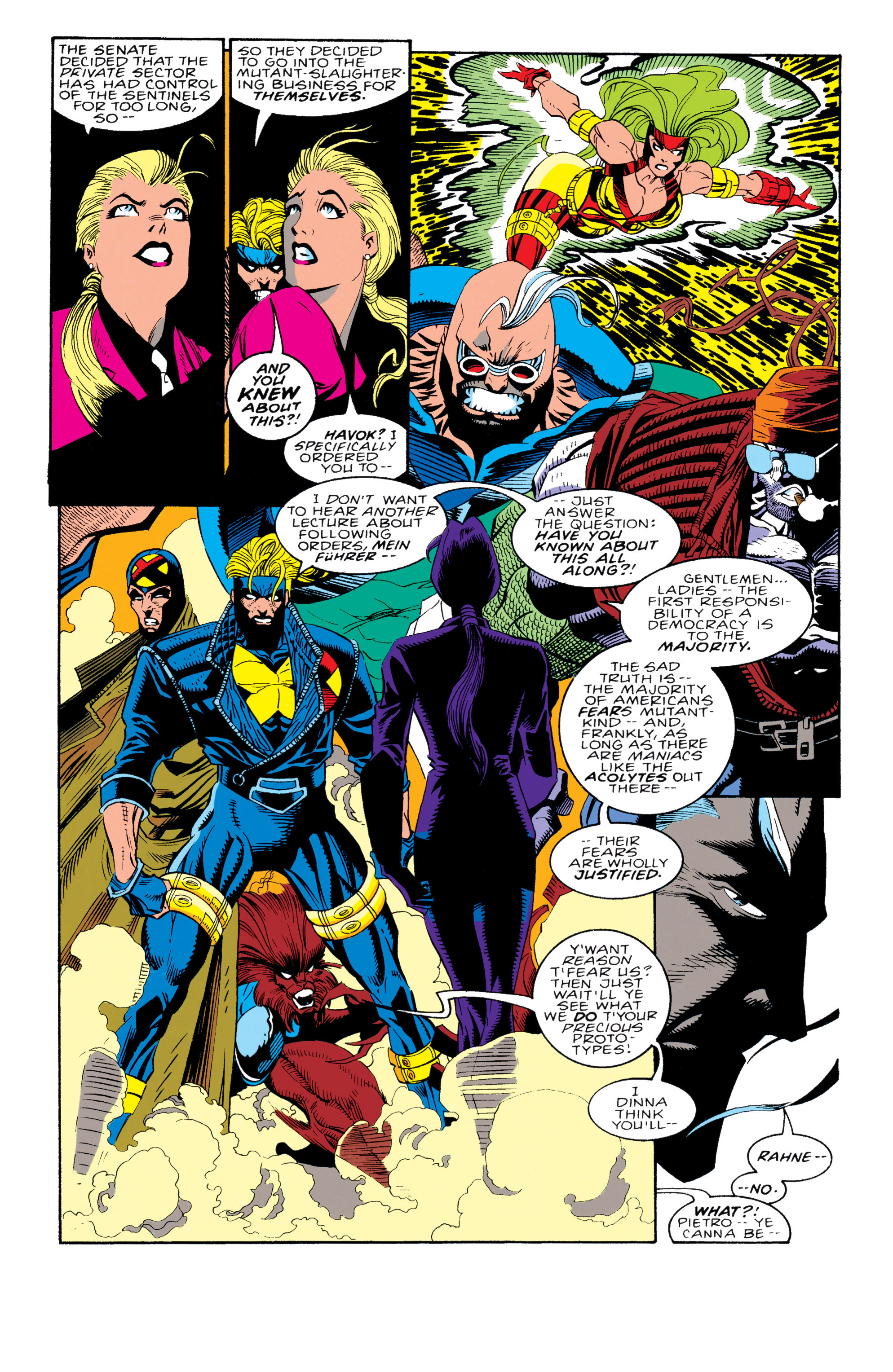 Read online X-Factor (1986) comic -  Issue #92 - 20