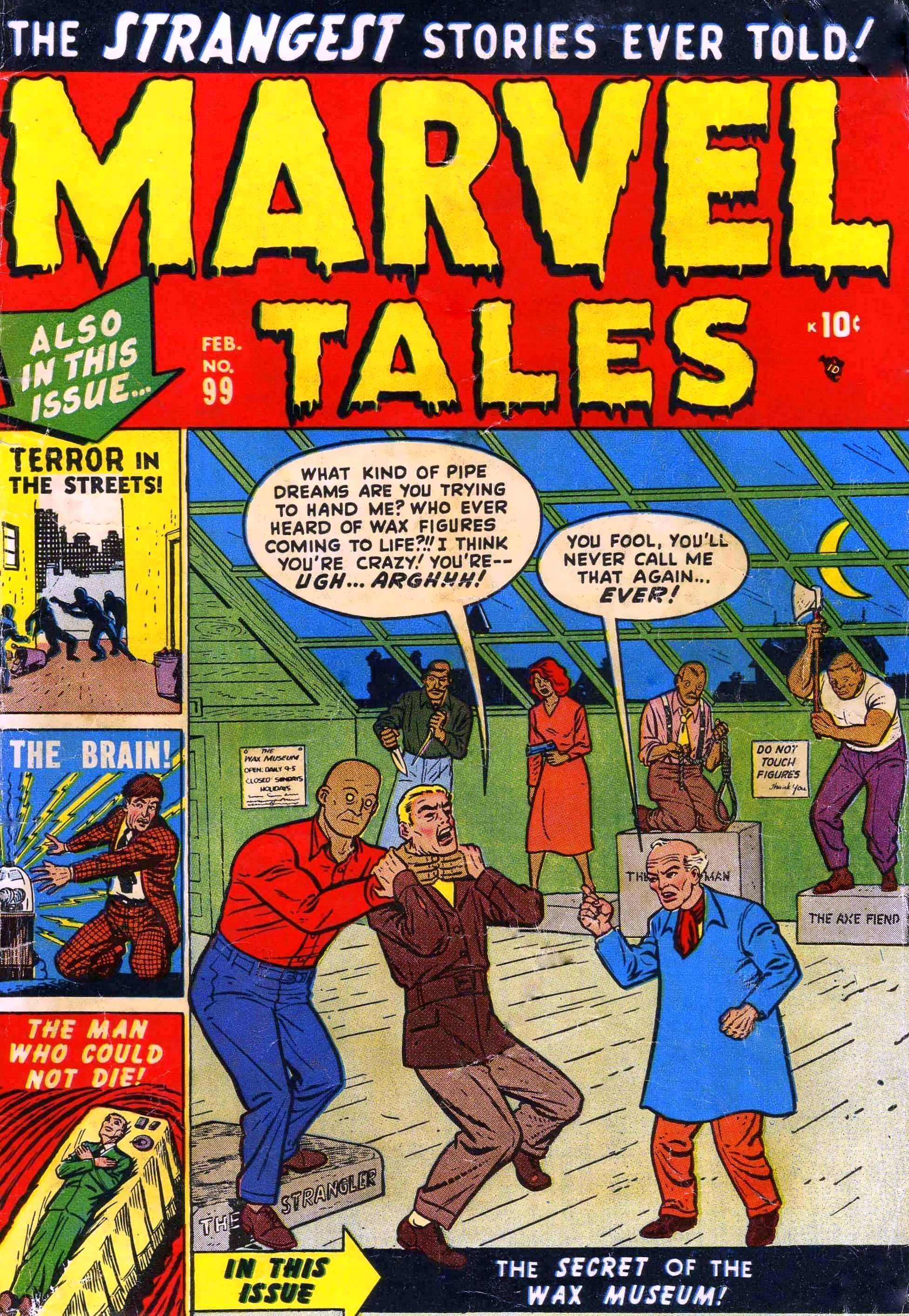 Marvel Tales (1949) 99 Page 1