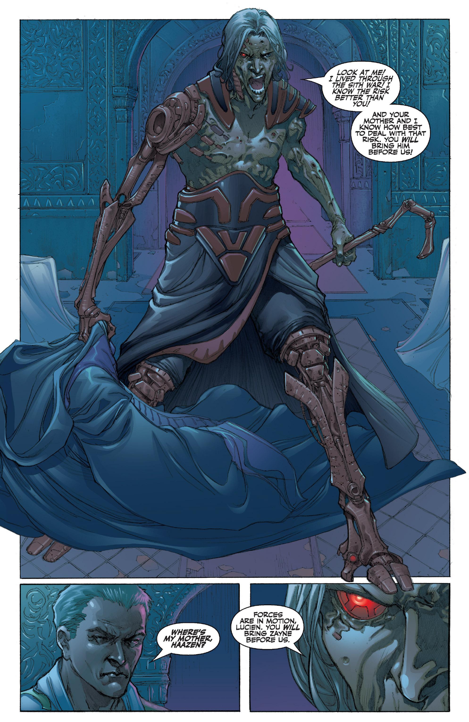 Read online Star Wars Omnibus comic -  Issue # Vol. 29 - 229
