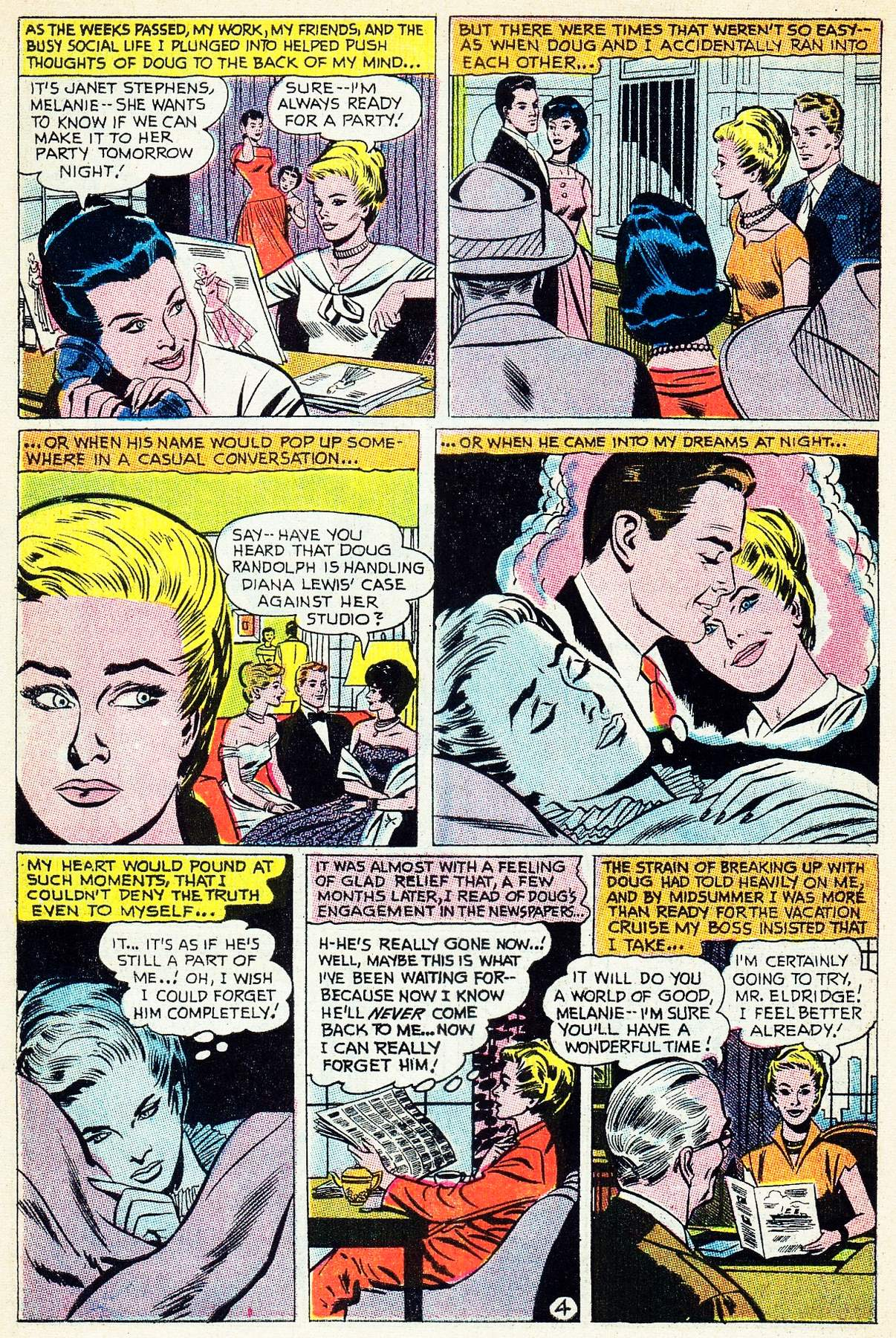 Read online Secret Hearts comic -  Issue #133 - 10