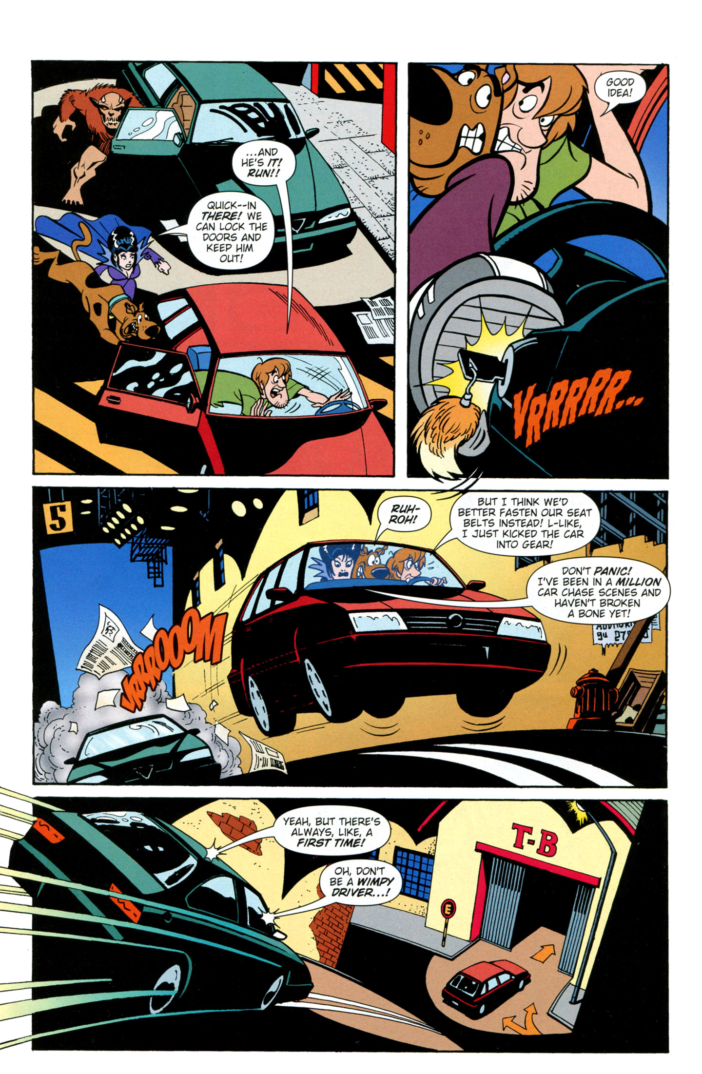 Read online Scooby-Doo: Where Are You? comic -  Issue #26 - 26