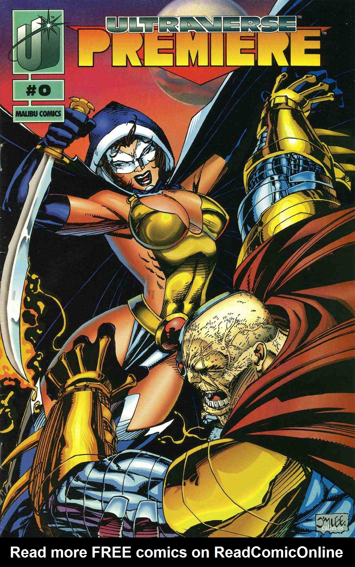 Read online Ultraverse Premiere comic -  Issue #0 - 1