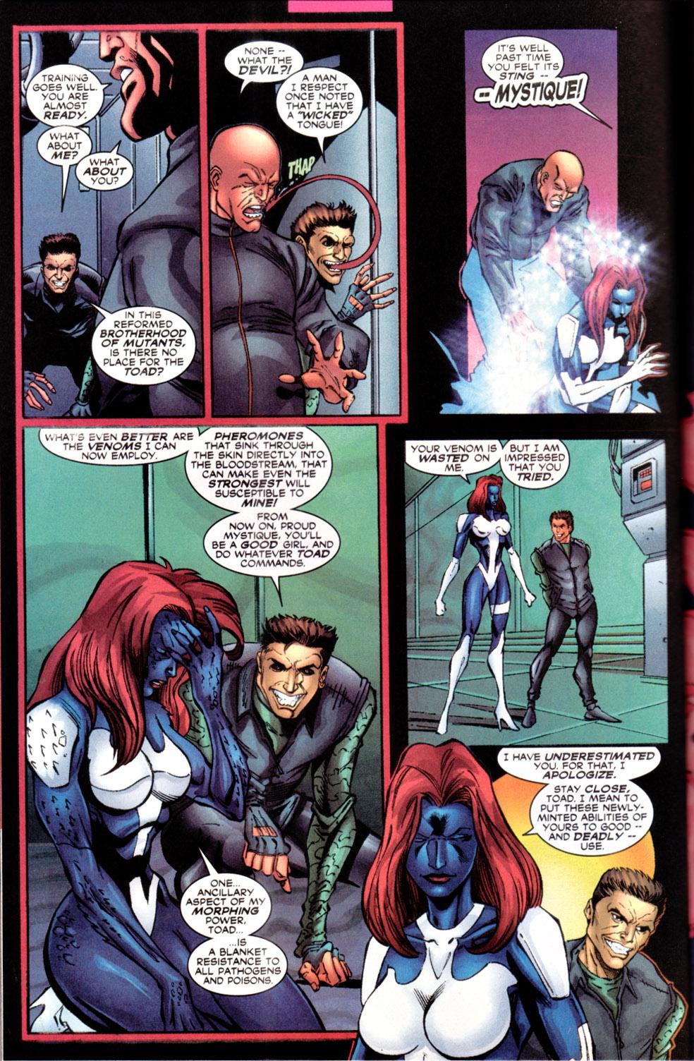 X-Men (1991) 106 Page 28