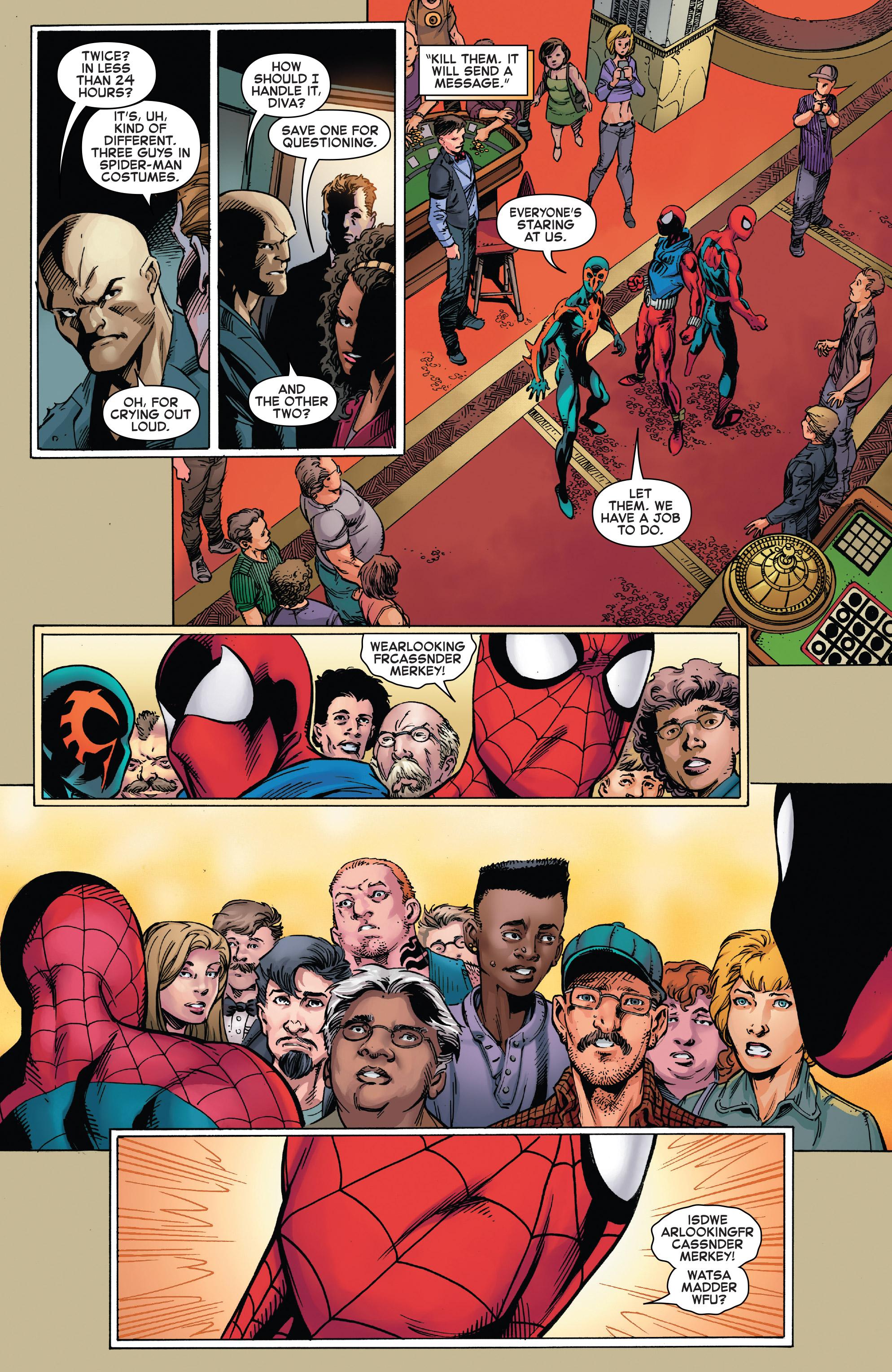 Read online Ben Reilly: Scarlet Spider comic -  Issue #3 - 14