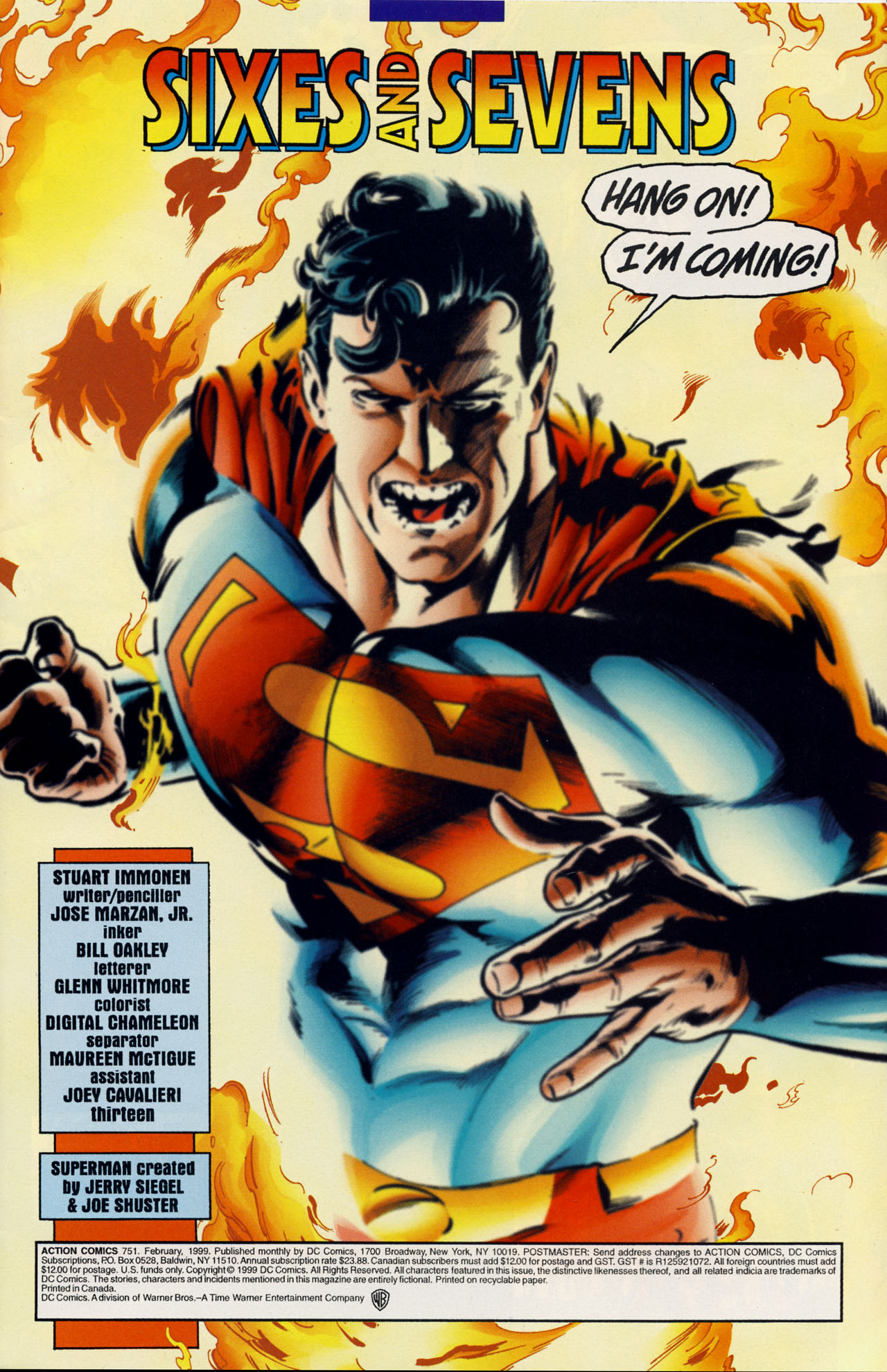 Read online Action Comics (1938) comic -  Issue #751 - 3