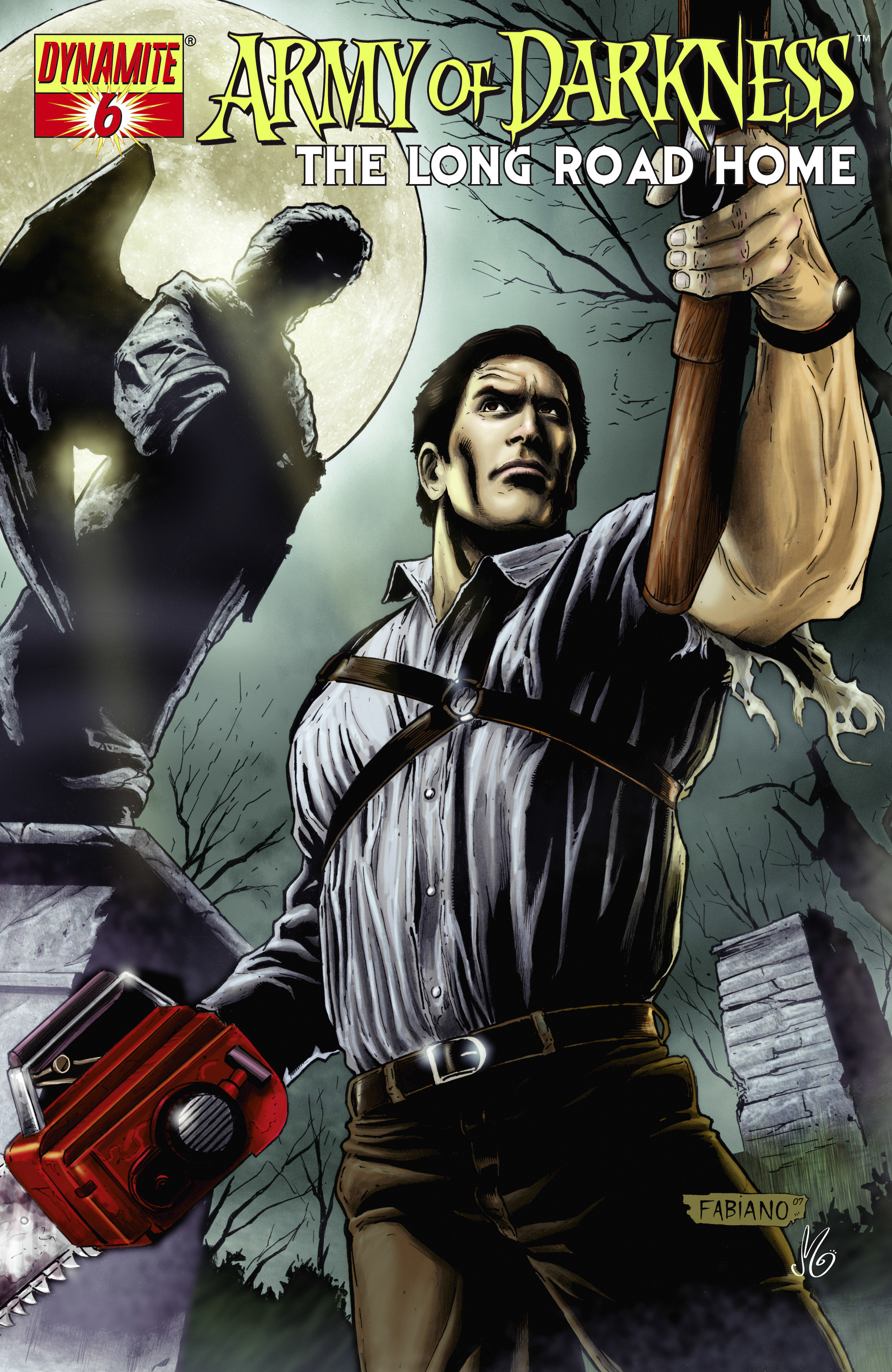 Read online Army of Darkness: The Long Road Home comic -  Issue #Army of Darkness: The Long Road Home TPB - 30