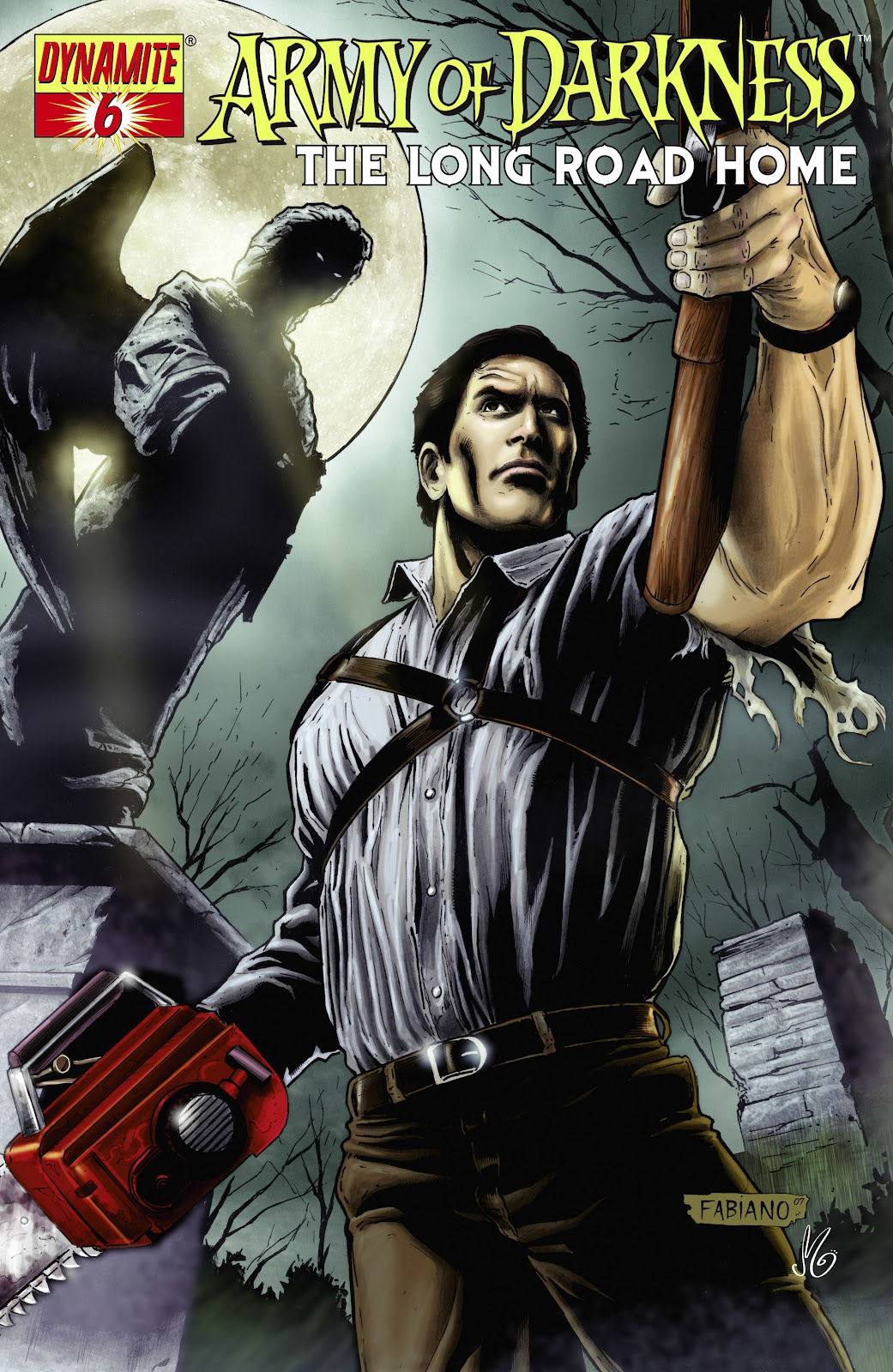 Army of Darkness: The Long Road Home issue TPB - Page 30