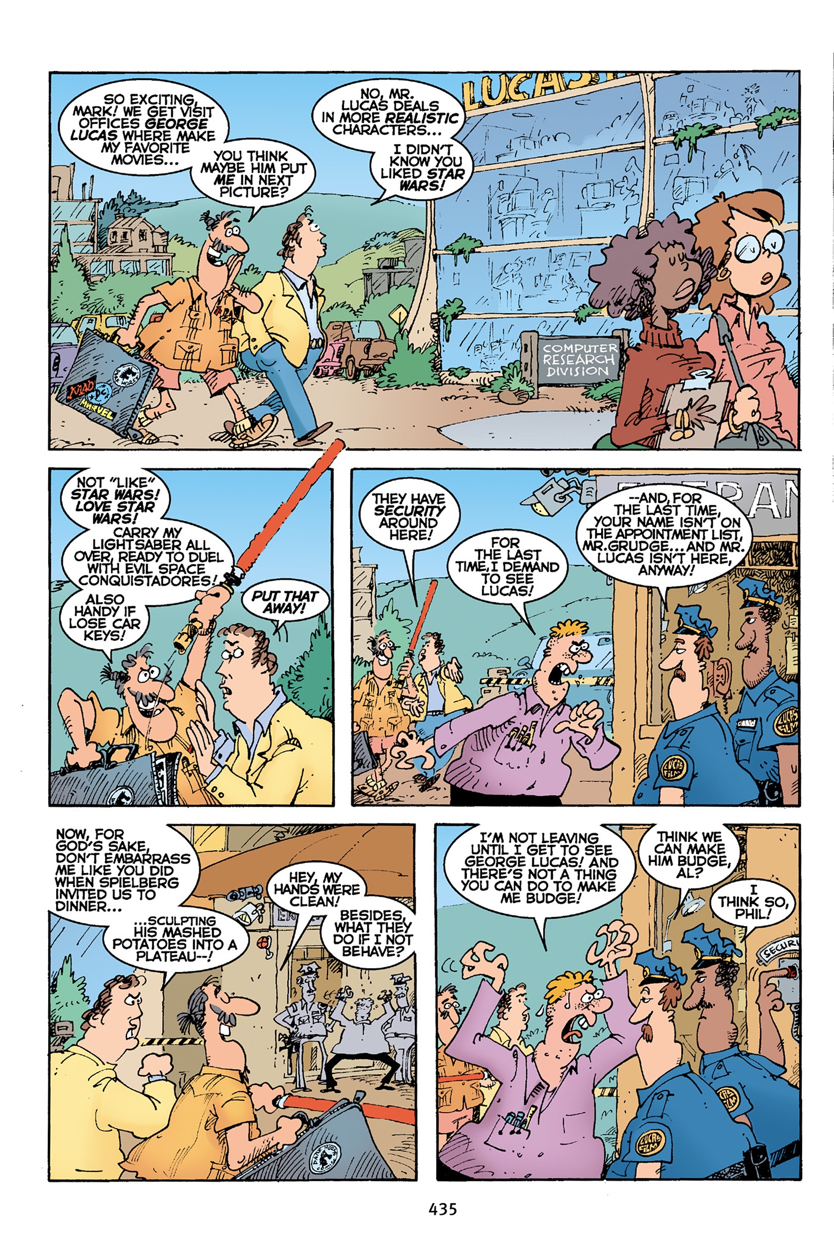 Read online Star Wars Omnibus comic -  Issue # Vol. 30 - 426