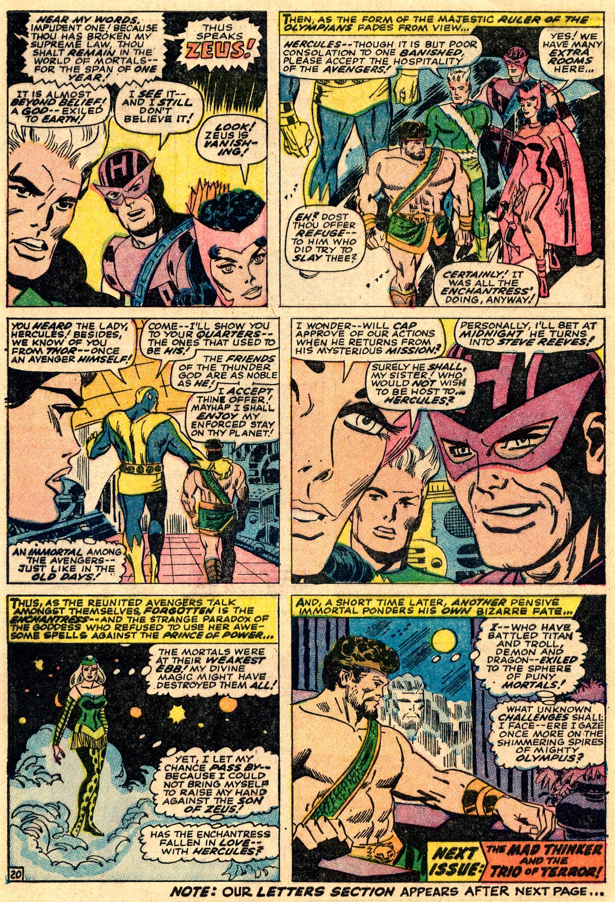 The Avengers (1963) 38 Page 27