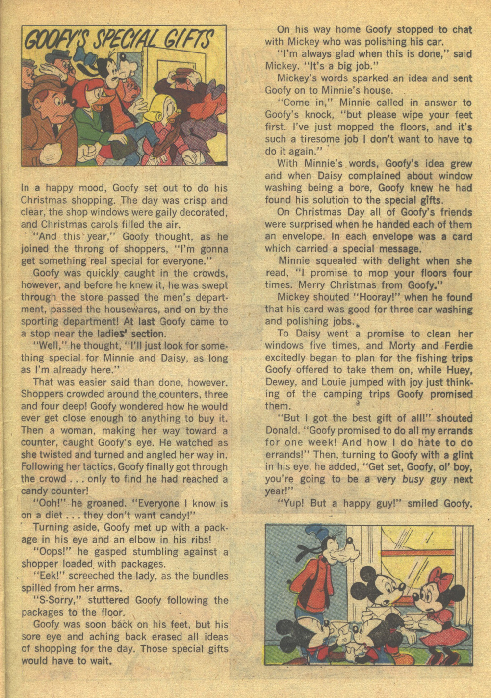Read online Uncle Scrooge (1953) comic -  Issue #79 - 21