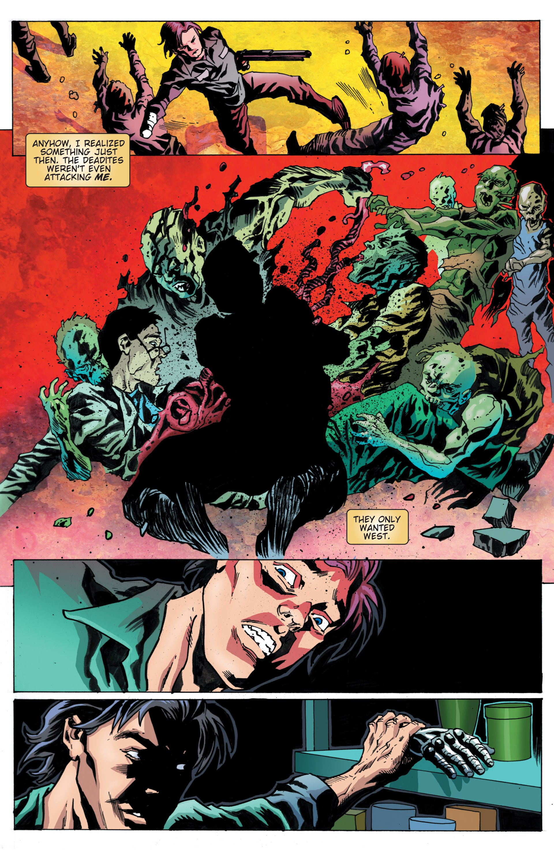 Read online Army of Darkness/Reanimator comic -  Issue #Army of Darkness/Reanimator Full - 30