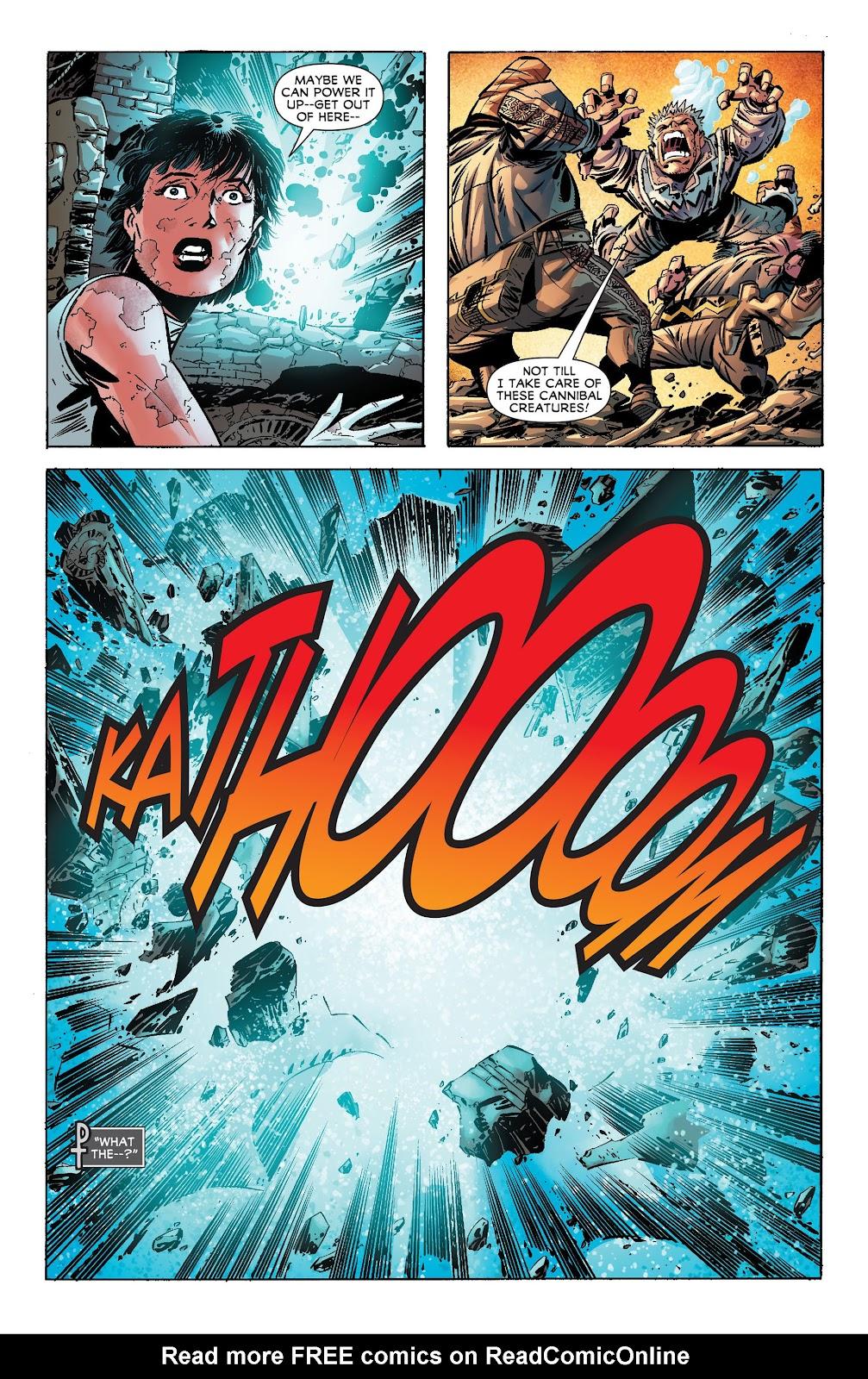 Legion of Super-Heroes (2011) Issue #17 #18 - English 16
