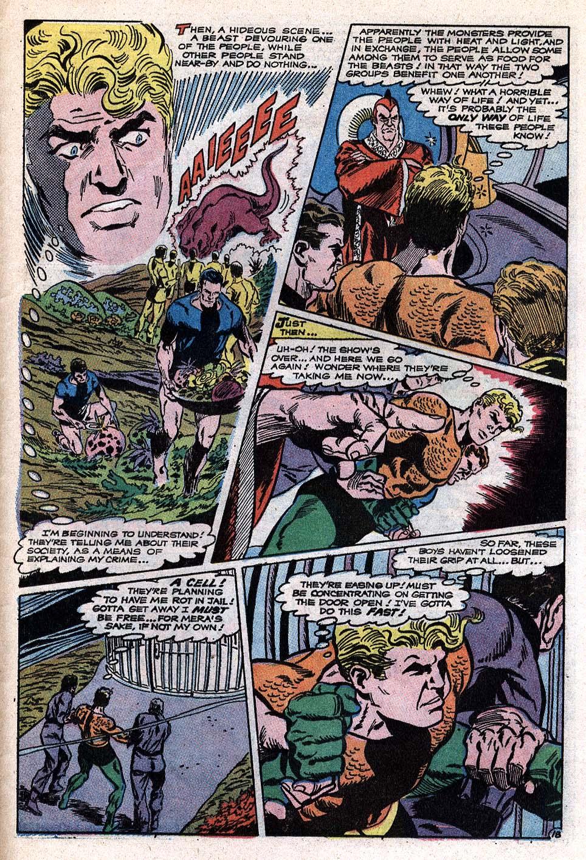 Read online Aquaman (1962) comic -  Issue #41 - 24