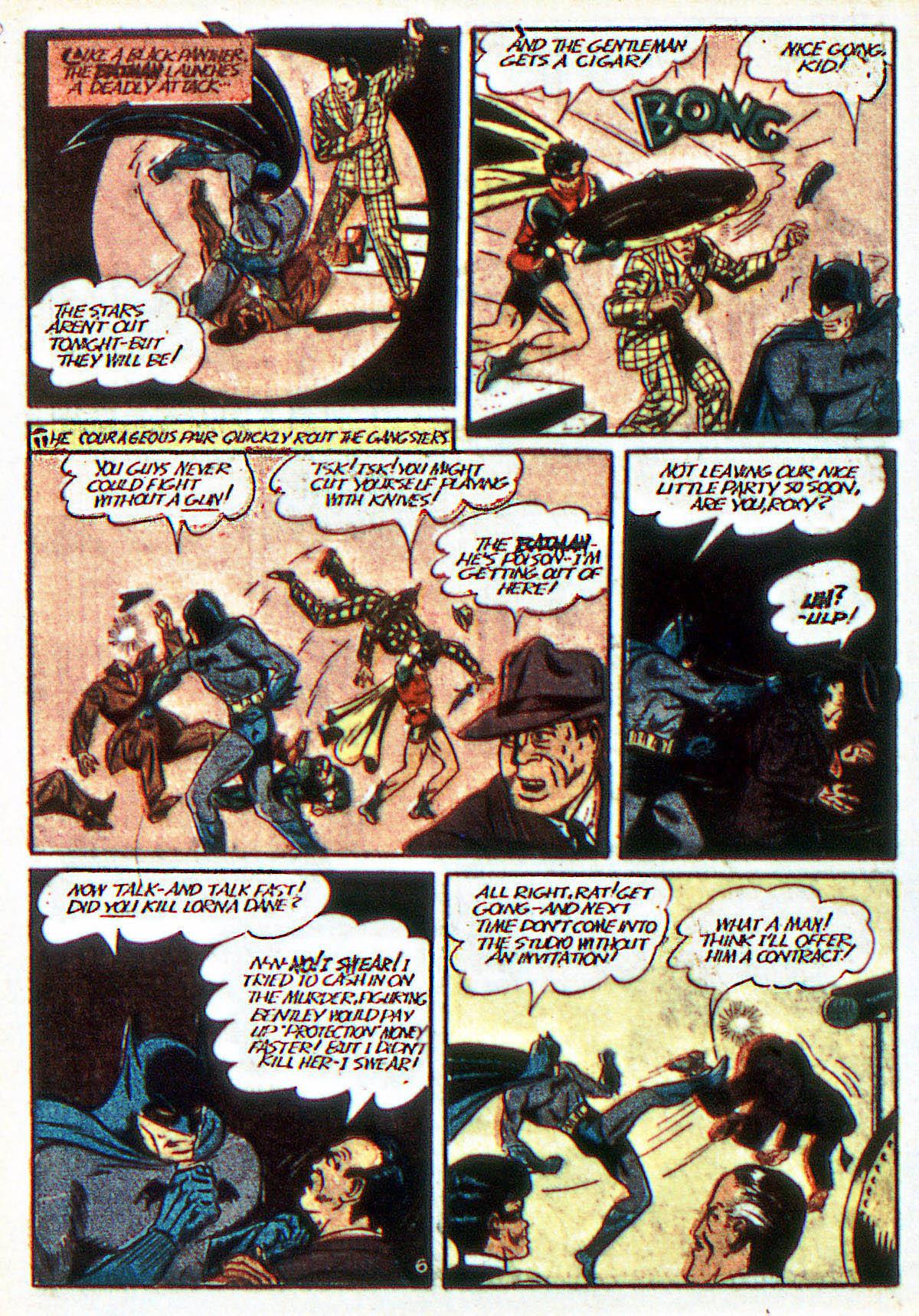 Detective Comics (1937) 40 Page 7