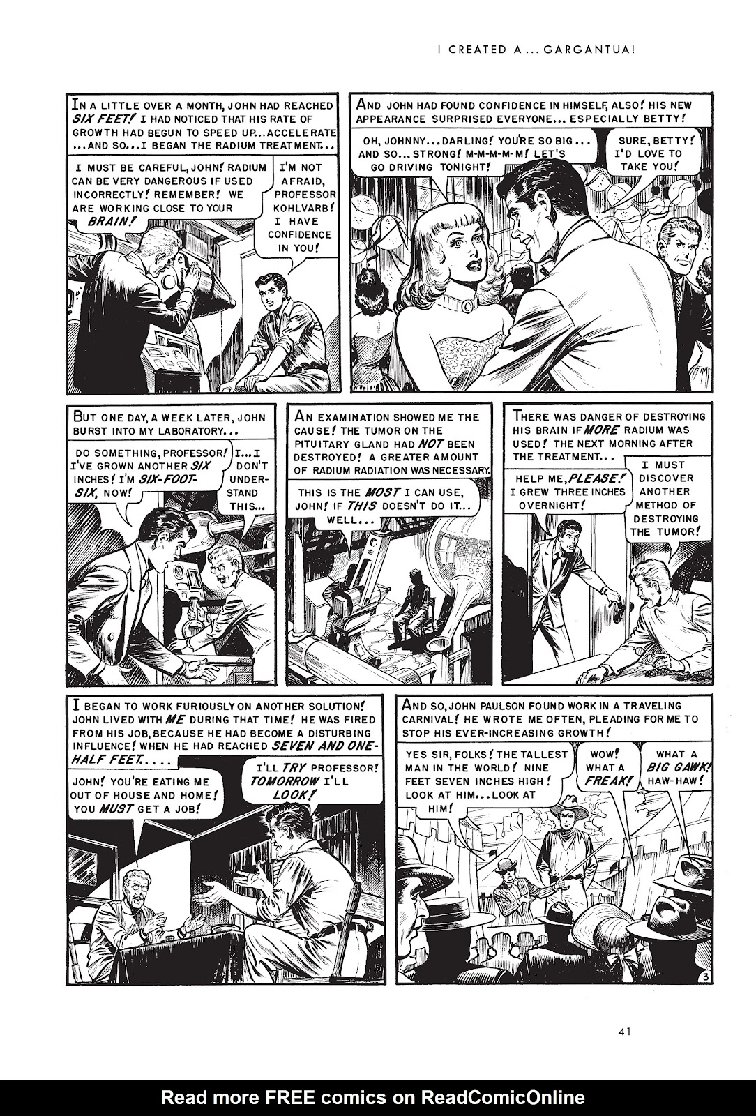 Read online The Martian Monster and Other Stories comic -  Issue # TPB (Part 1) - 56