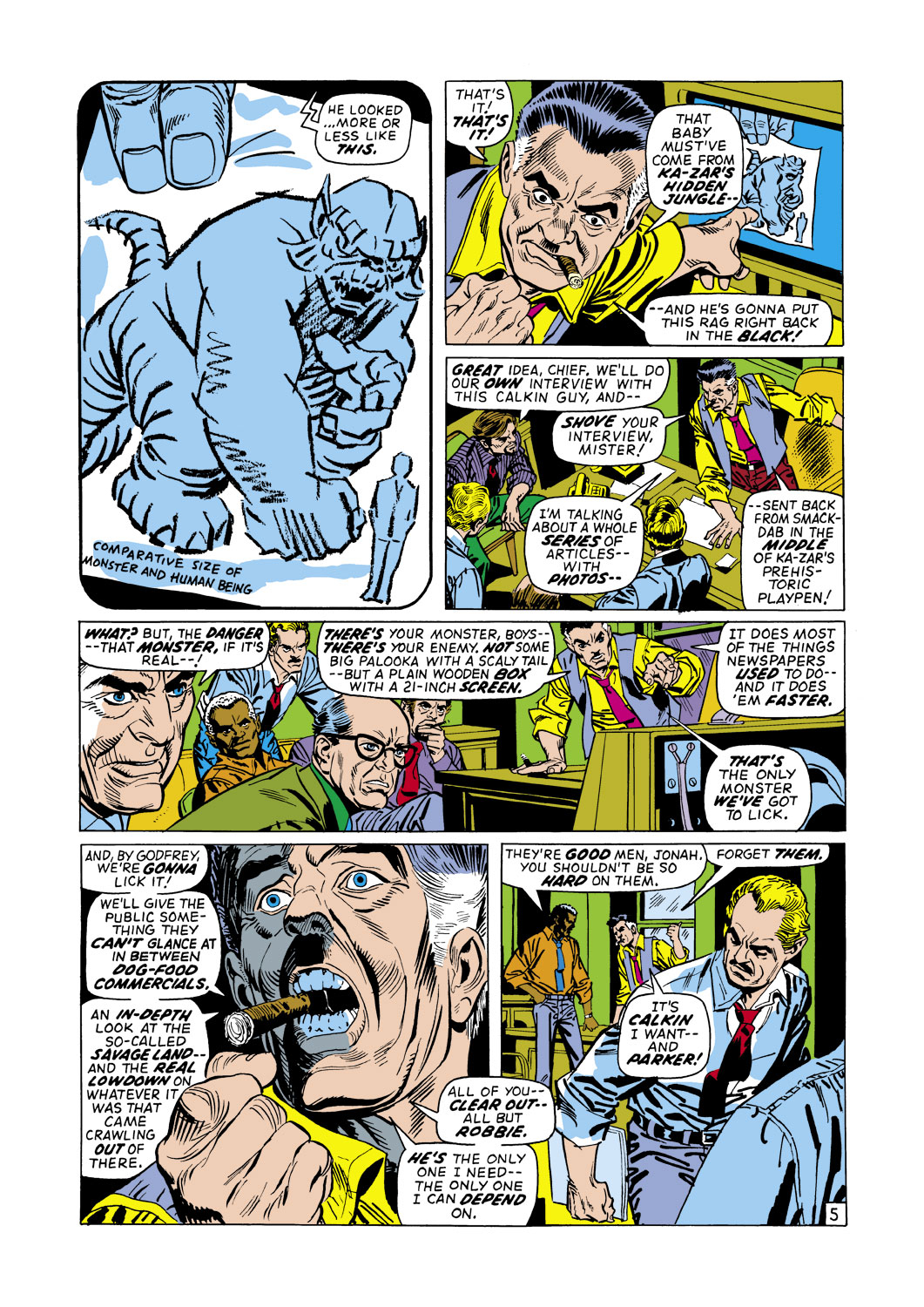 The Amazing Spider-Man (1963) 103 Page 5