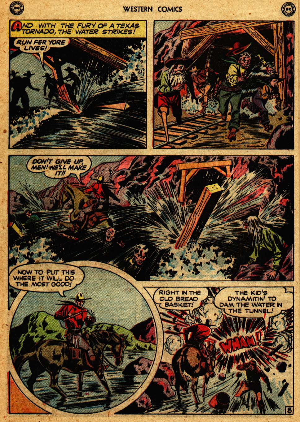 Western Comics issue 9 - Page 10