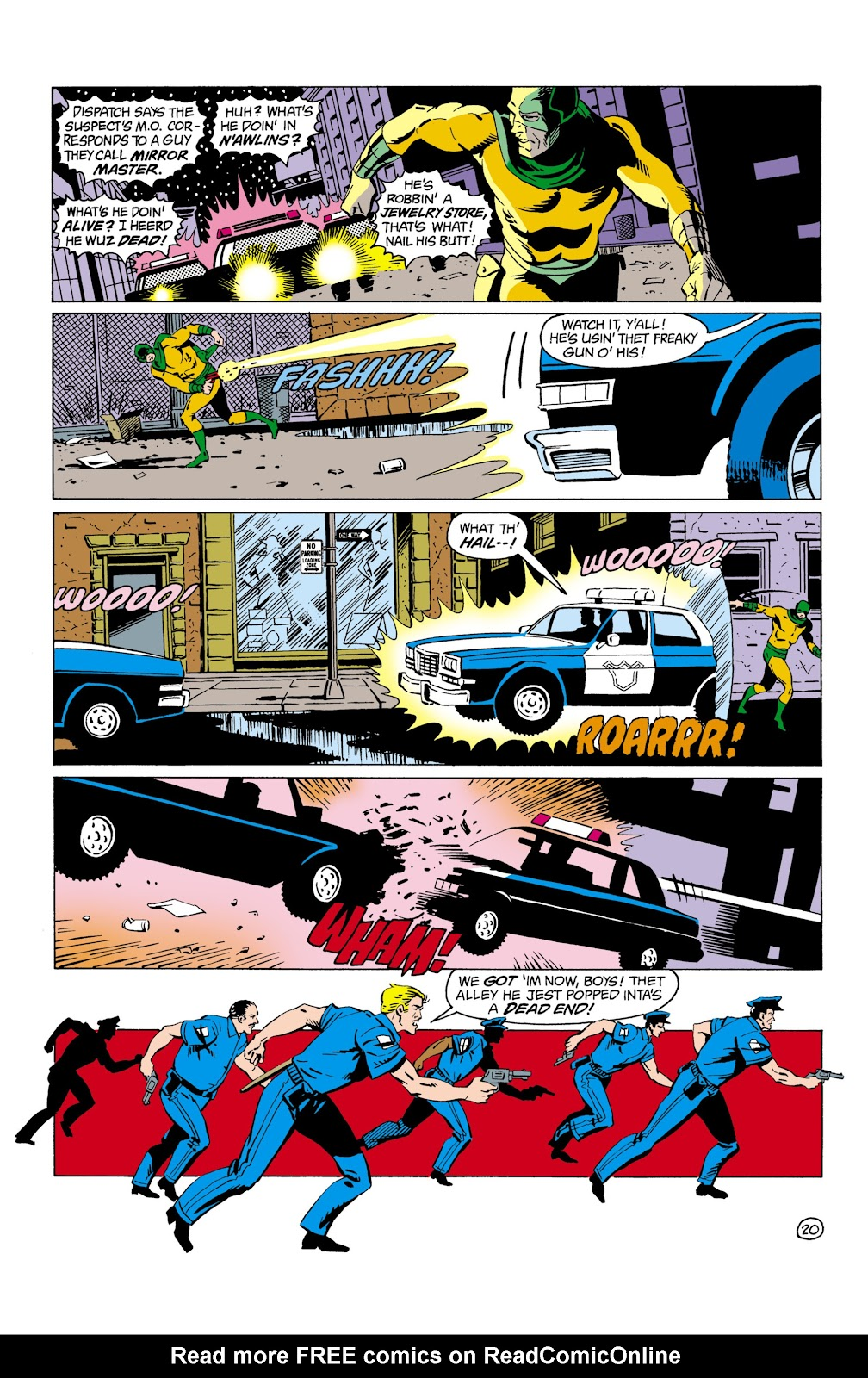 Suicide Squad (1987) Issue #8 #9 - English 21