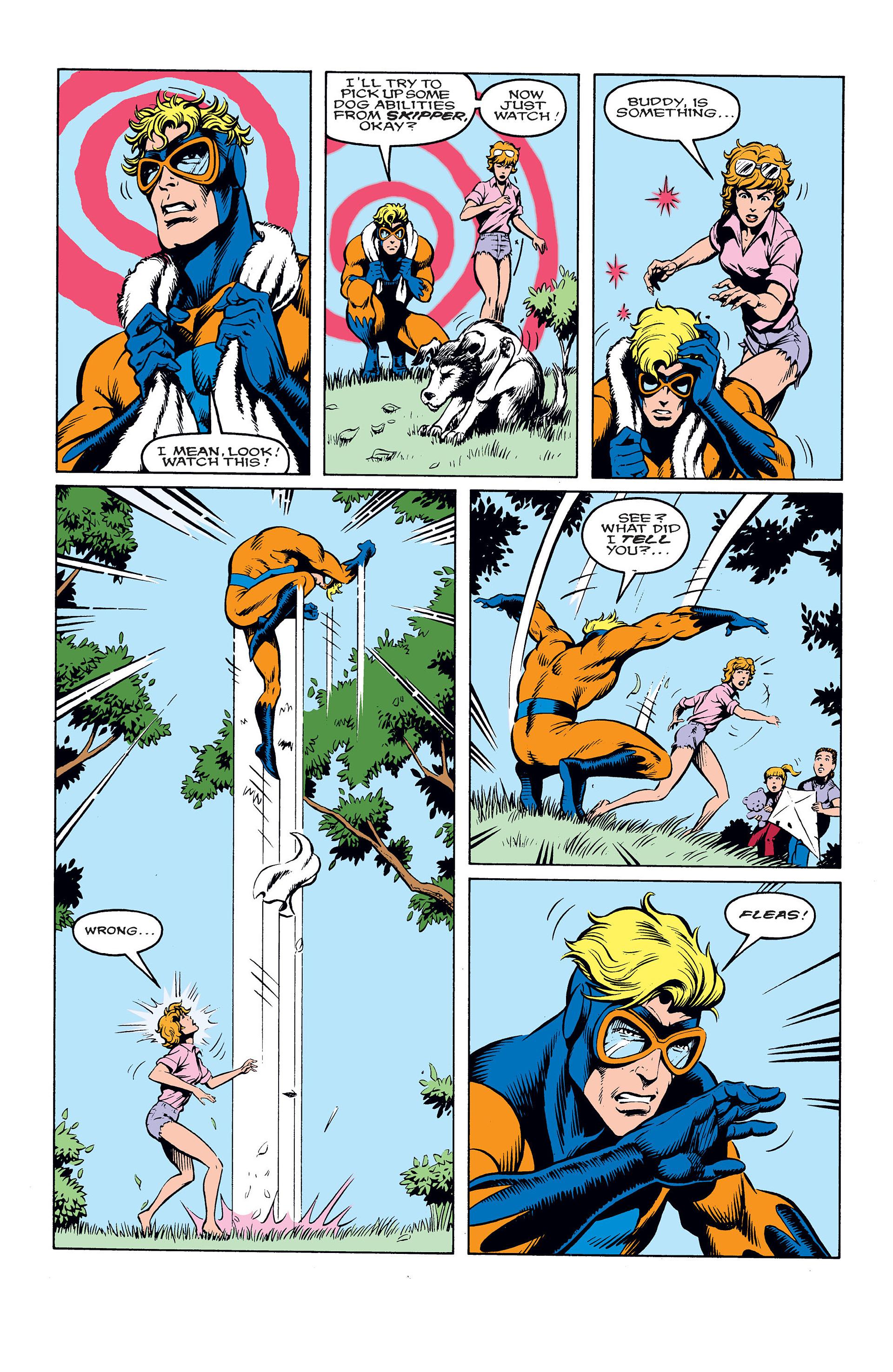 Read online Animal Man (1988) comic -  Issue #10 - 6