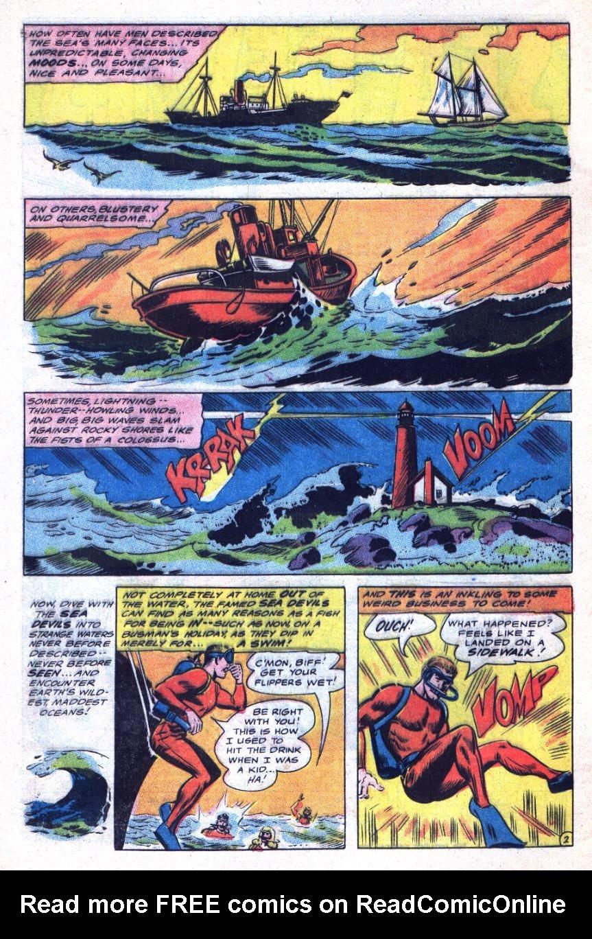 Read online Sea Devils comic -  Issue #31 - 5