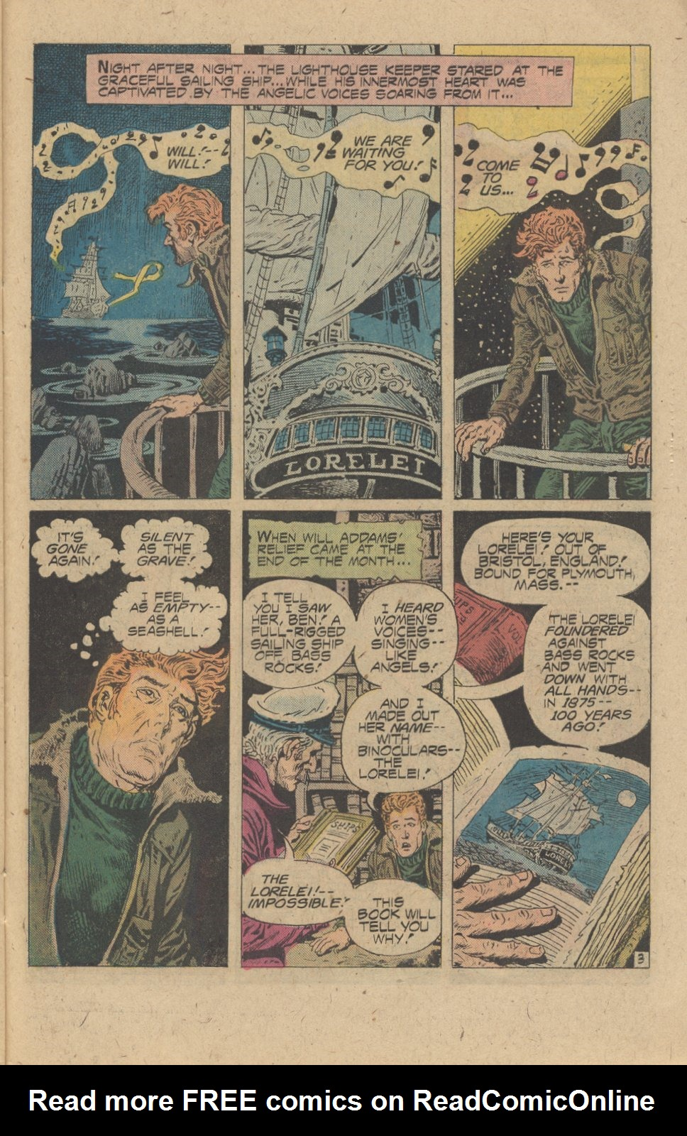 Weird Mystery Tales issue 19 - Page 17