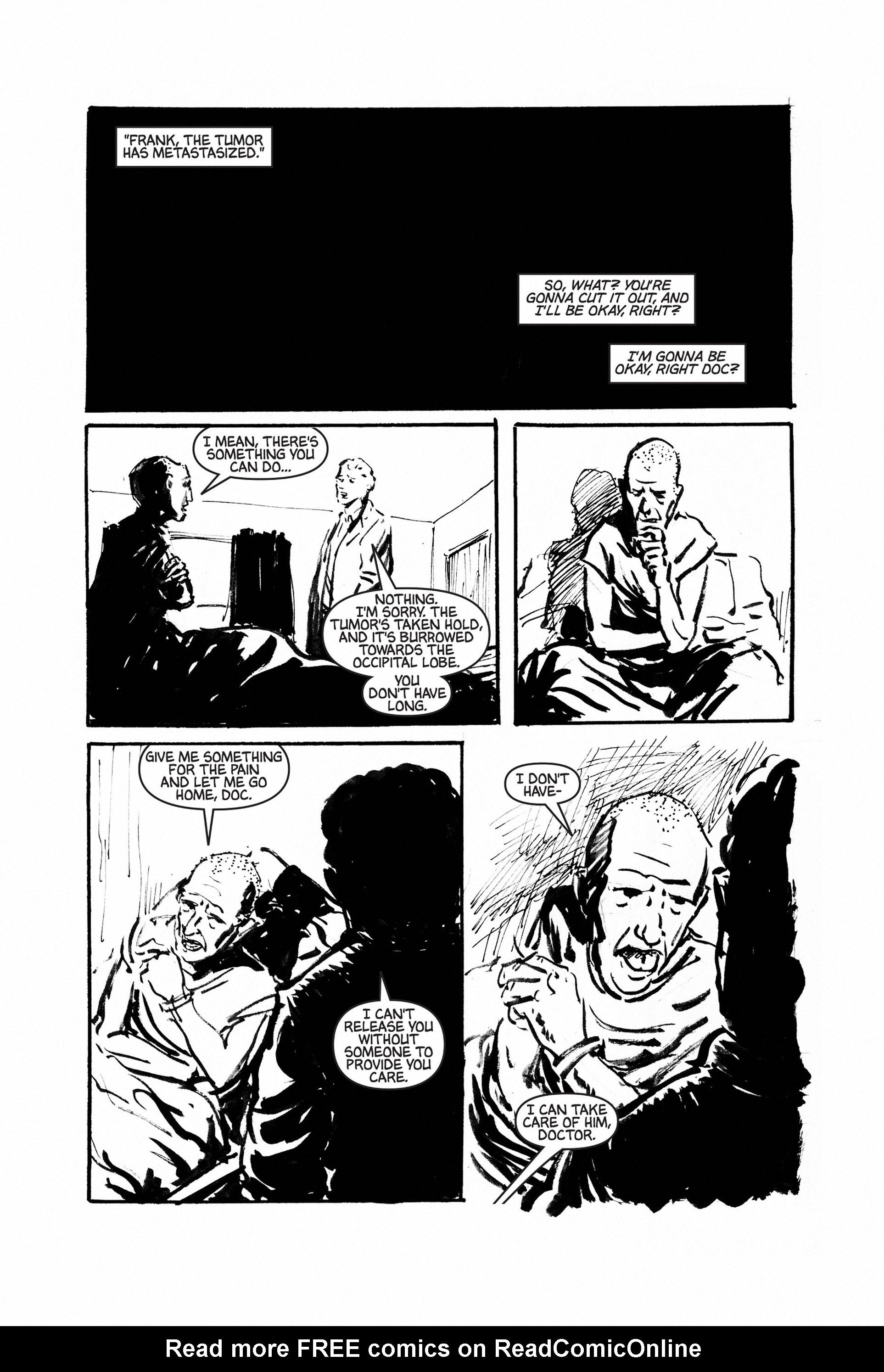 Read online Tumor comic -  Issue # TPB - 58
