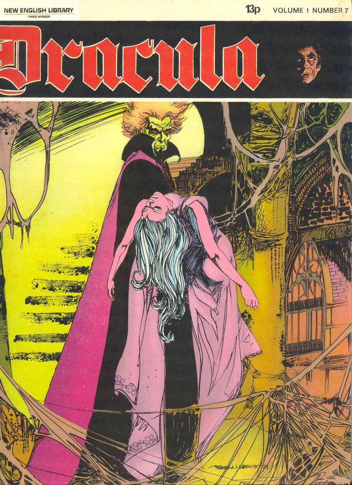 Dracula (1971) 7 Page 1