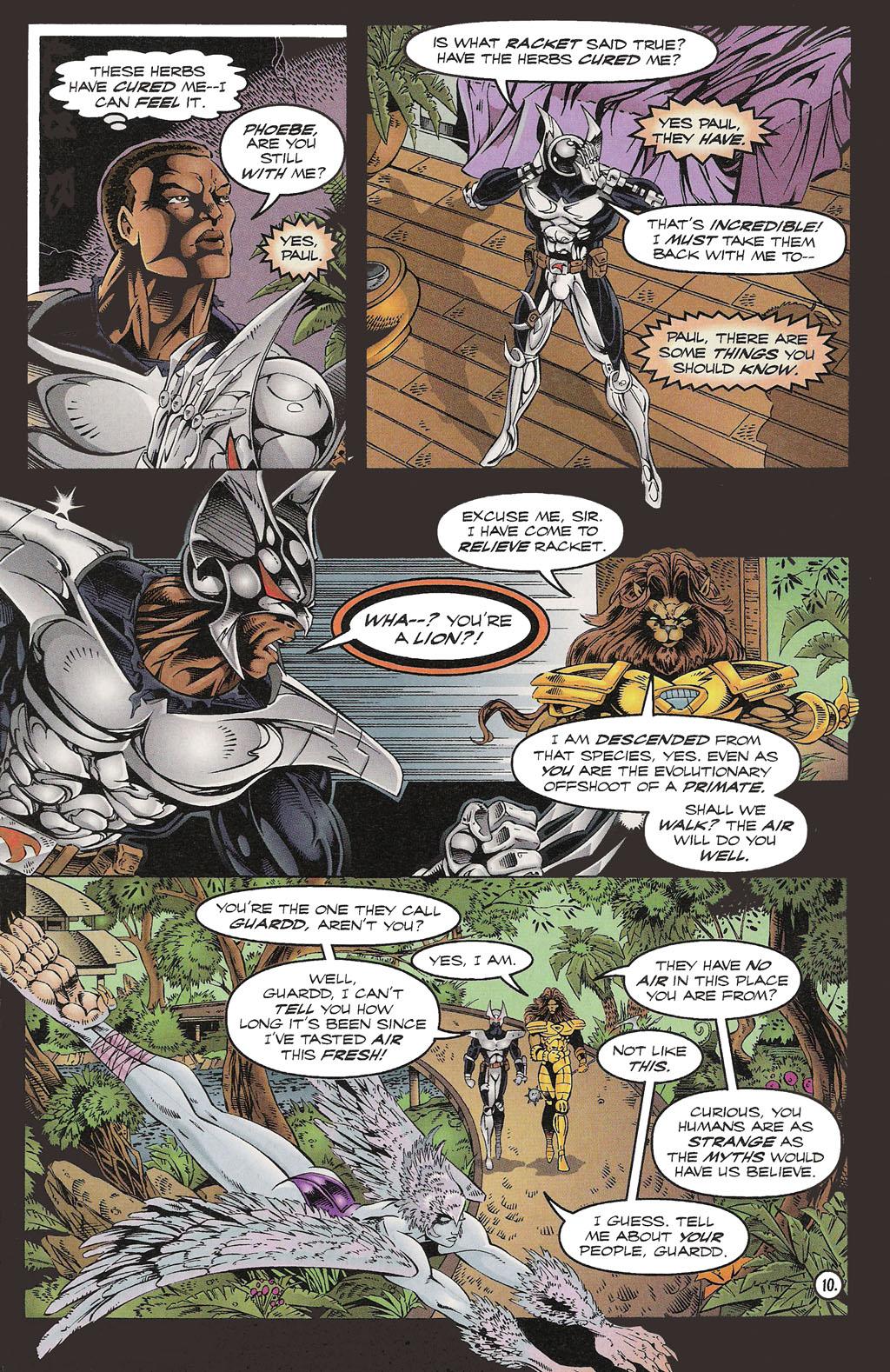 Read online ShadowHawk comic -  Issue #15 - 11