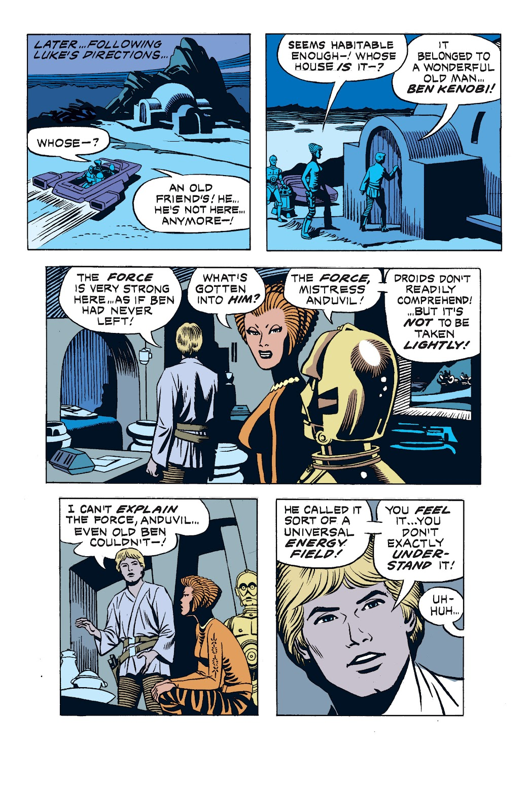 Read online Star Wars Legends: The Newspaper Strips - Epic Collection comic -  Issue # TPB (Part 2) - 33