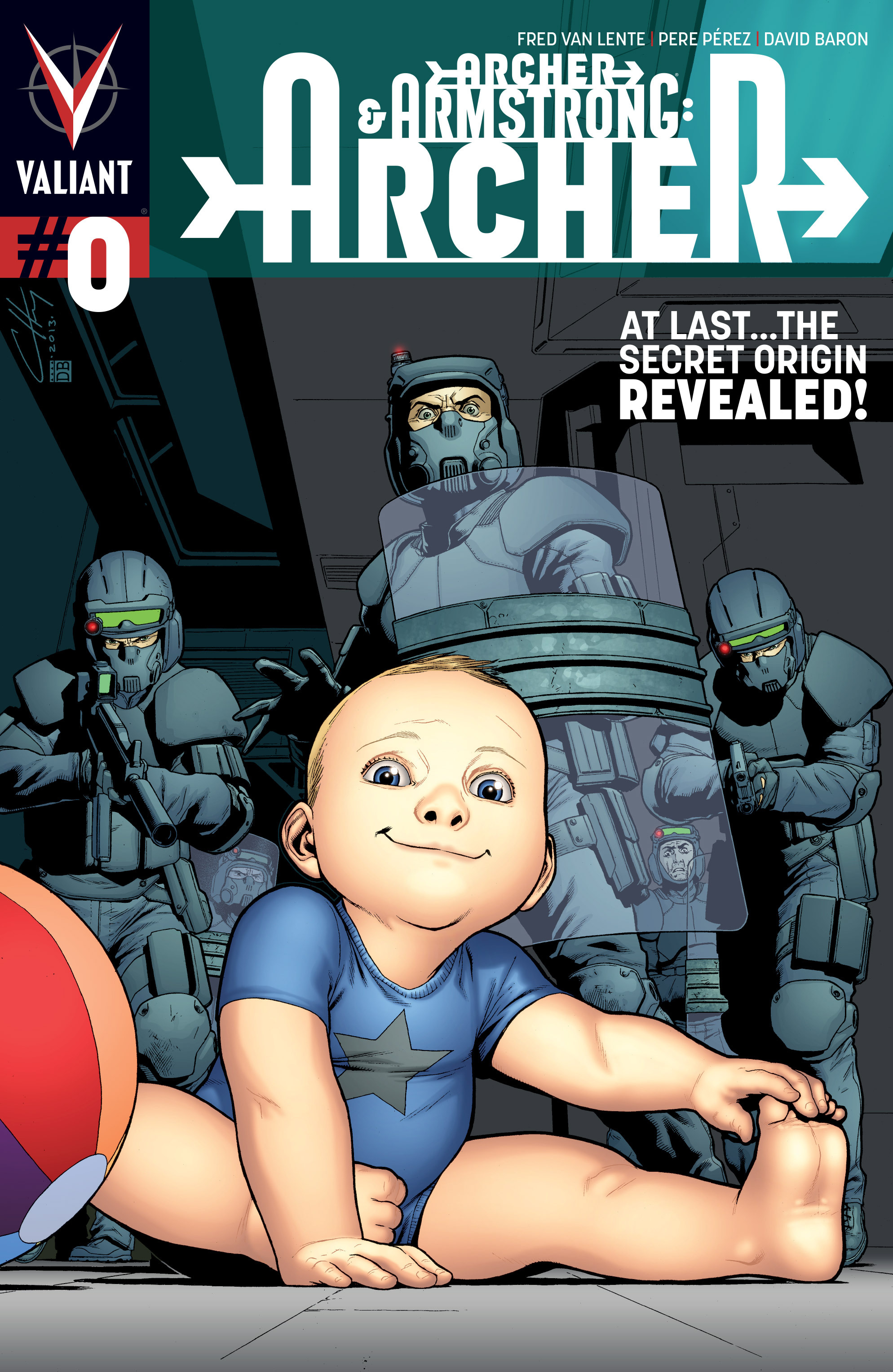 Read online Archer and Armstrong comic -  Issue #Archer and Armstrong _TPB 5 - 6