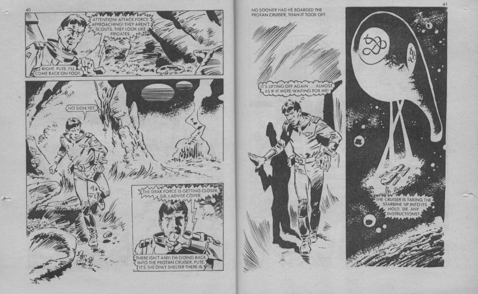 Starblazer issue 11 - Page 21