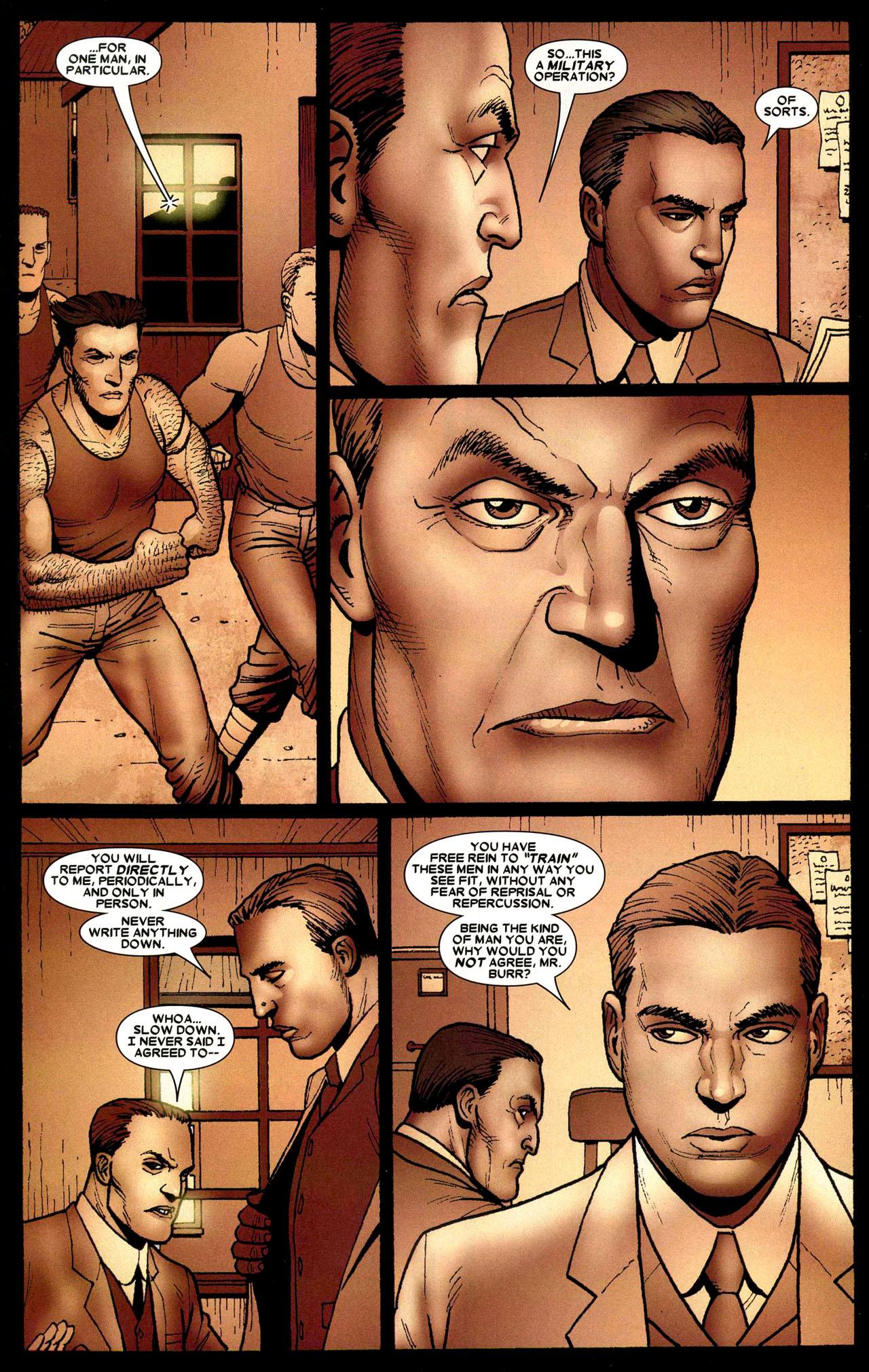 Read online Wolverine: Origins comic -  Issue #15 - 11