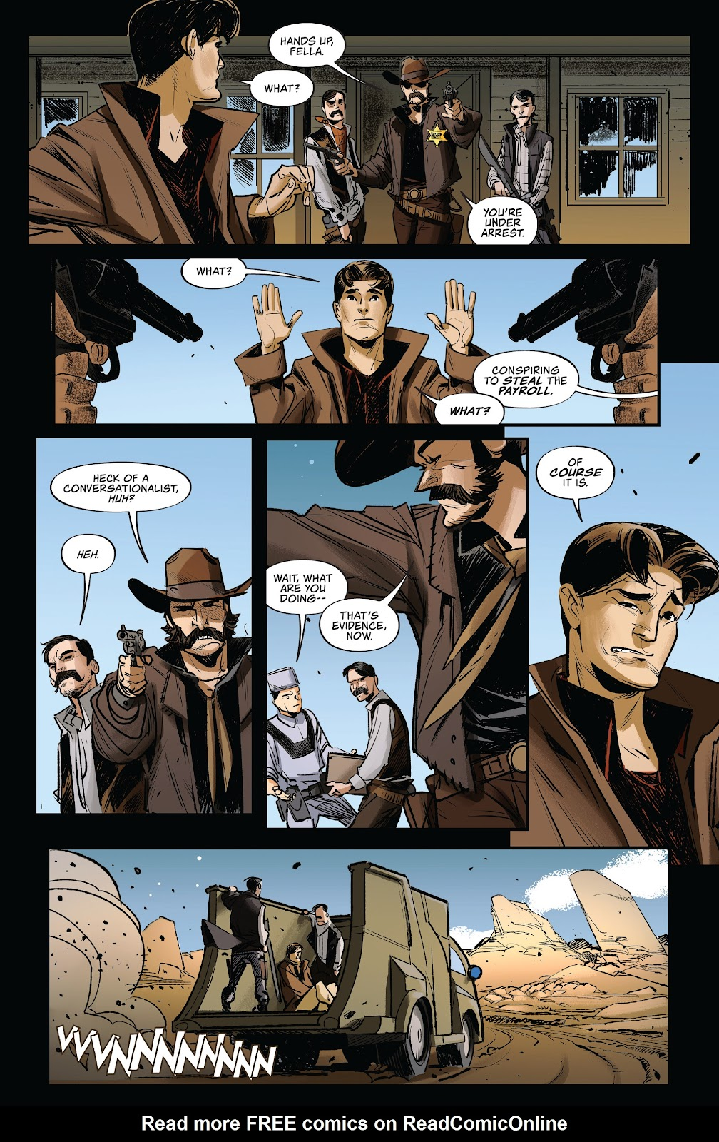 Read online Firefly: The Outlaw Ma Reynolds comic -  Issue # Full - 30