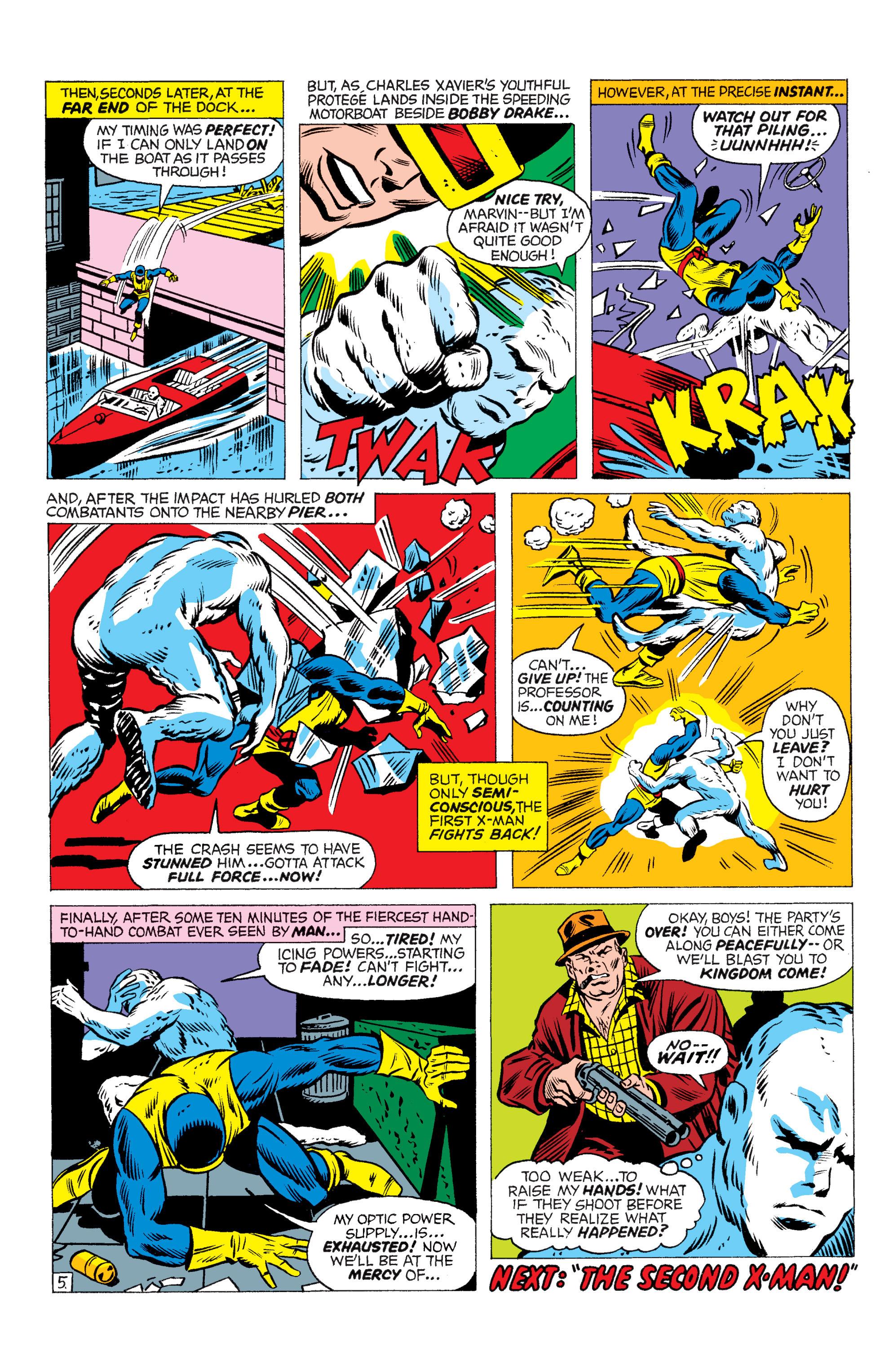 Uncanny X-Men (1963) 45 Page 20