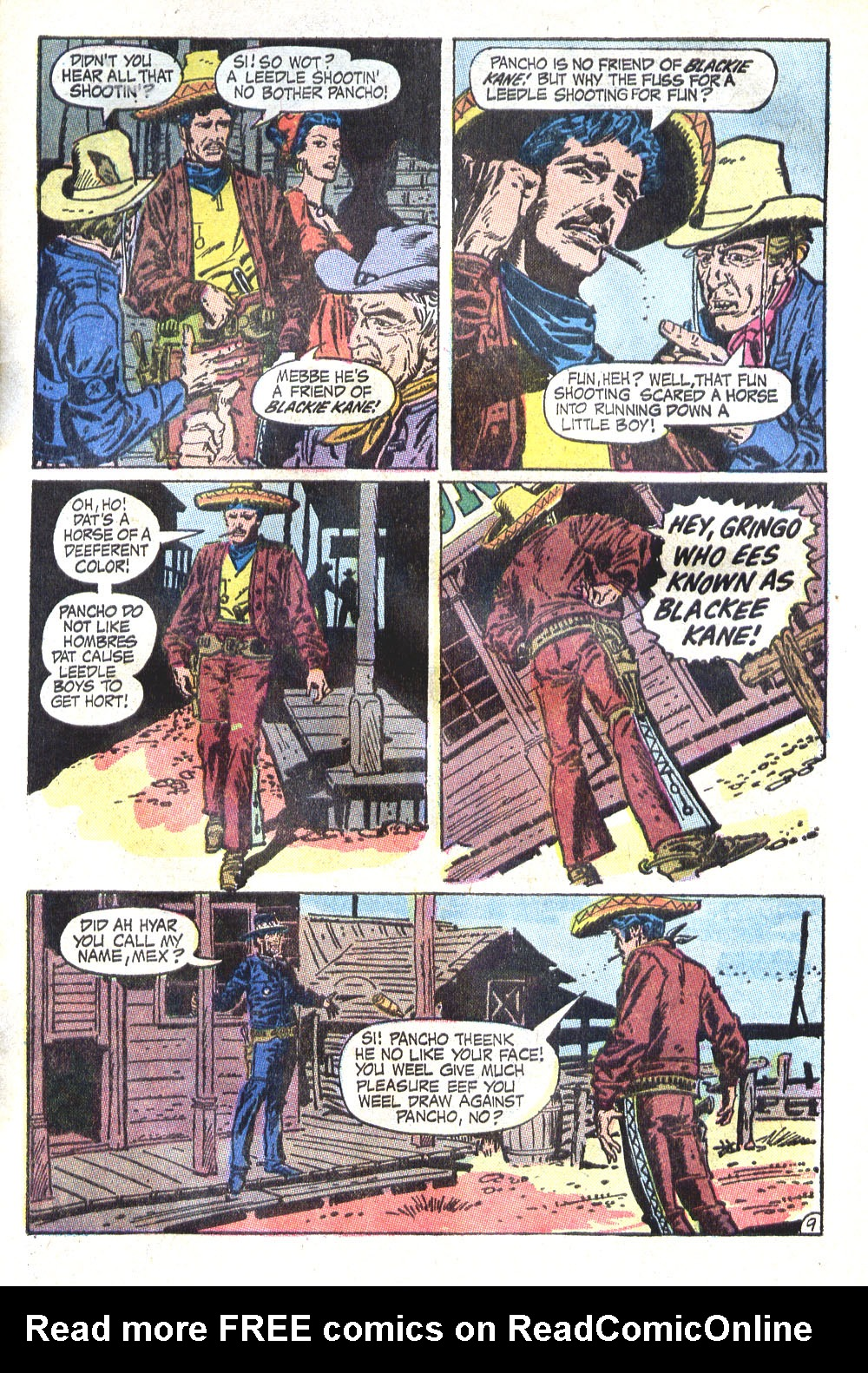 Read online All-Star Western (1970) comic -  Issue #6 - 13