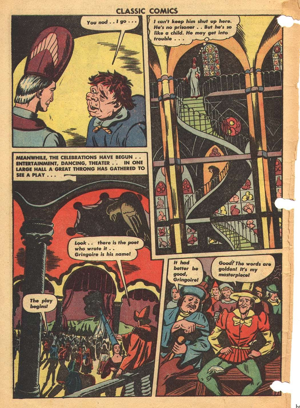 Classics Illustrated issue 18 - Page 11