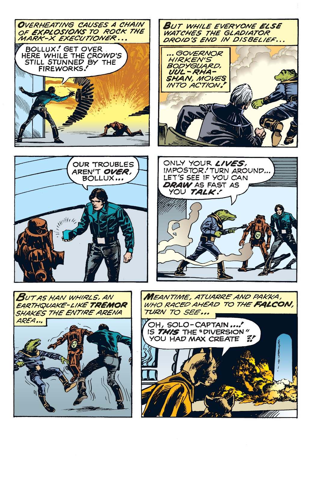 Read online Star Wars Legends: The Newspaper Strips - Epic Collection comic -  Issue # TPB (Part 4) - 64