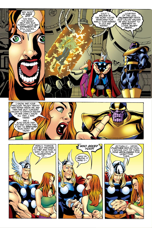 Captain Marvel (1999) Issue #19 #20 - English 14