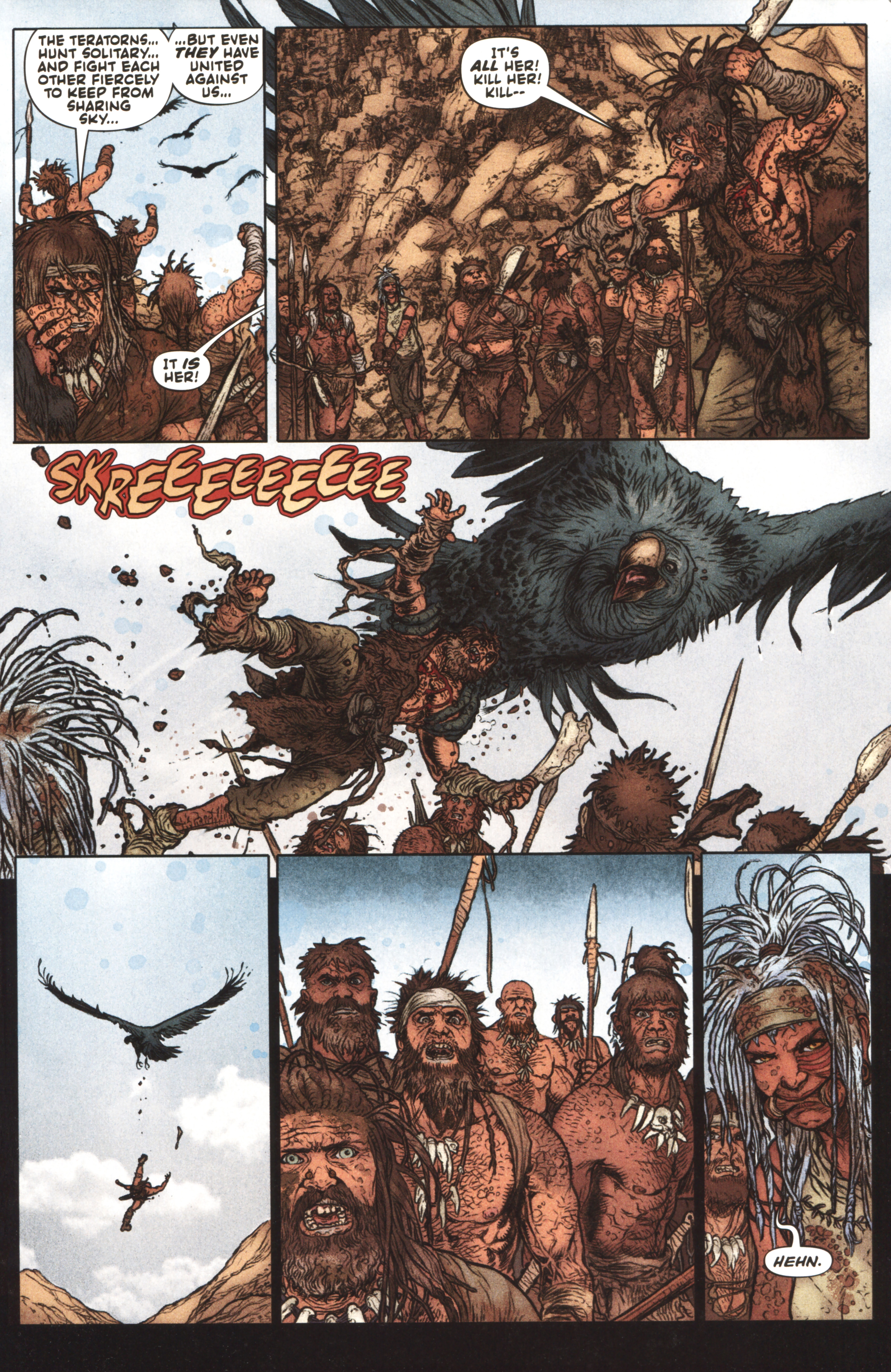 Read online Book of Death: Legends of the Geomancer comic -  Issue #1 - 15